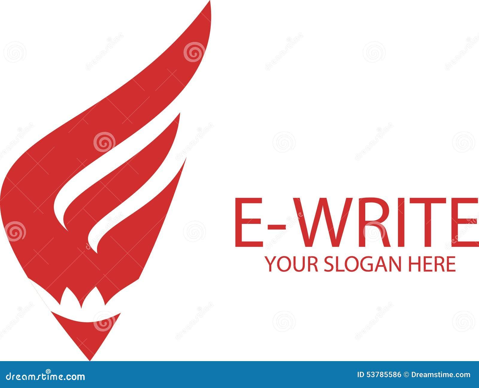 Pisze logu - E list