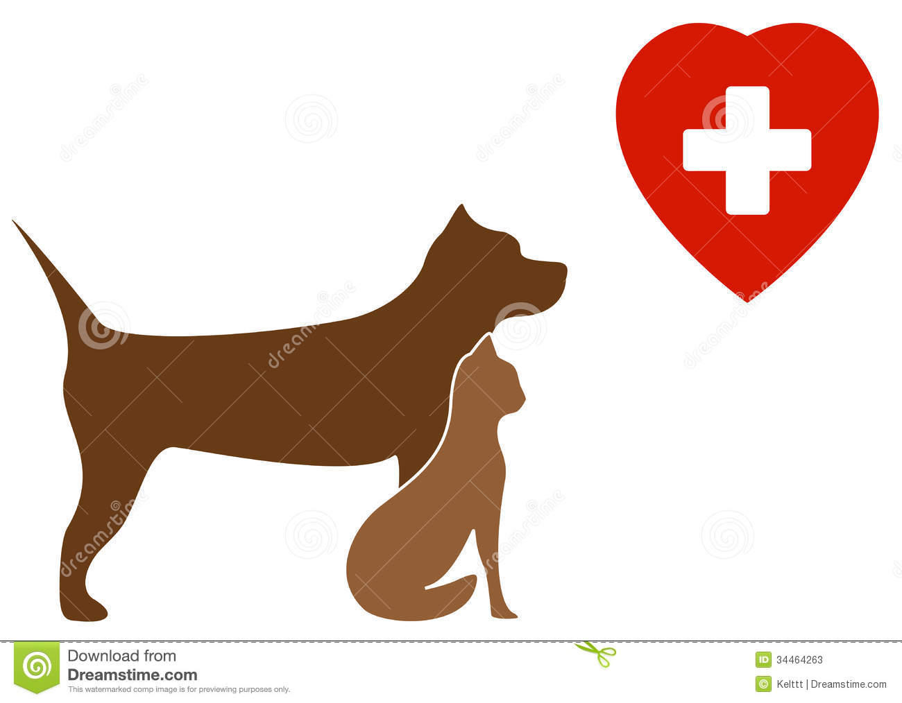 pit bull terrier dog cat and veterinary sign stock photos