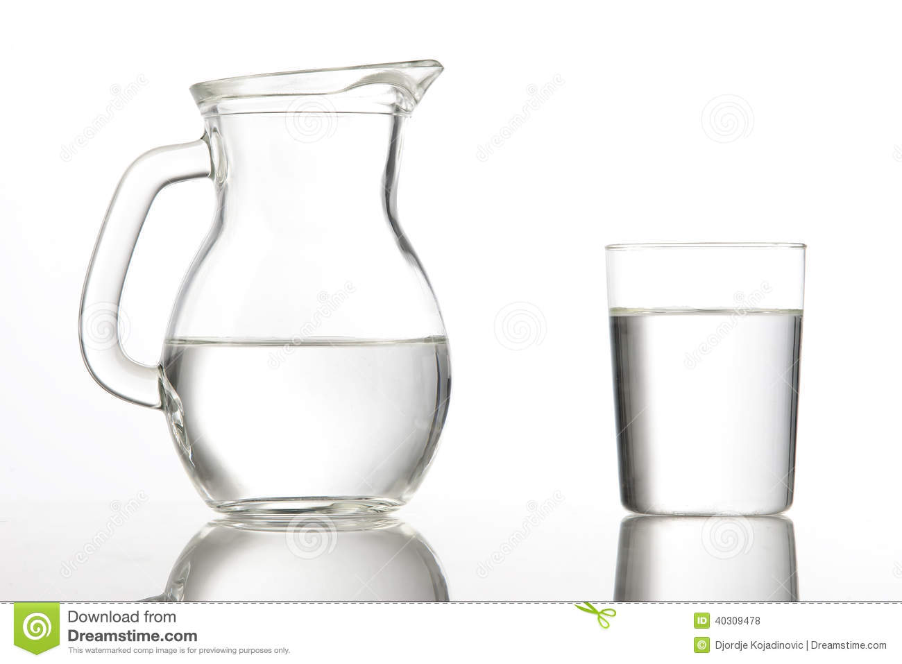 water pitcher stock photos images  pictures   images - pitcher and glass cup with water royalty free stock photos