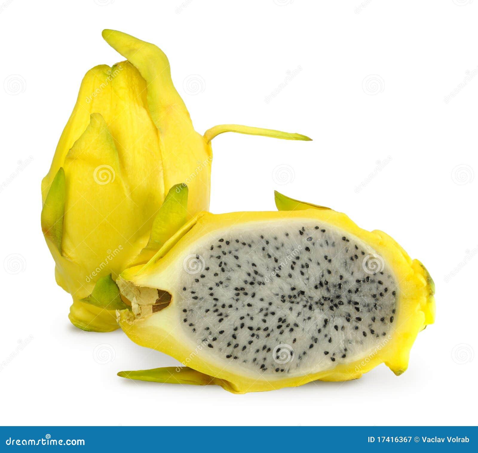Pithaya kolor żółty