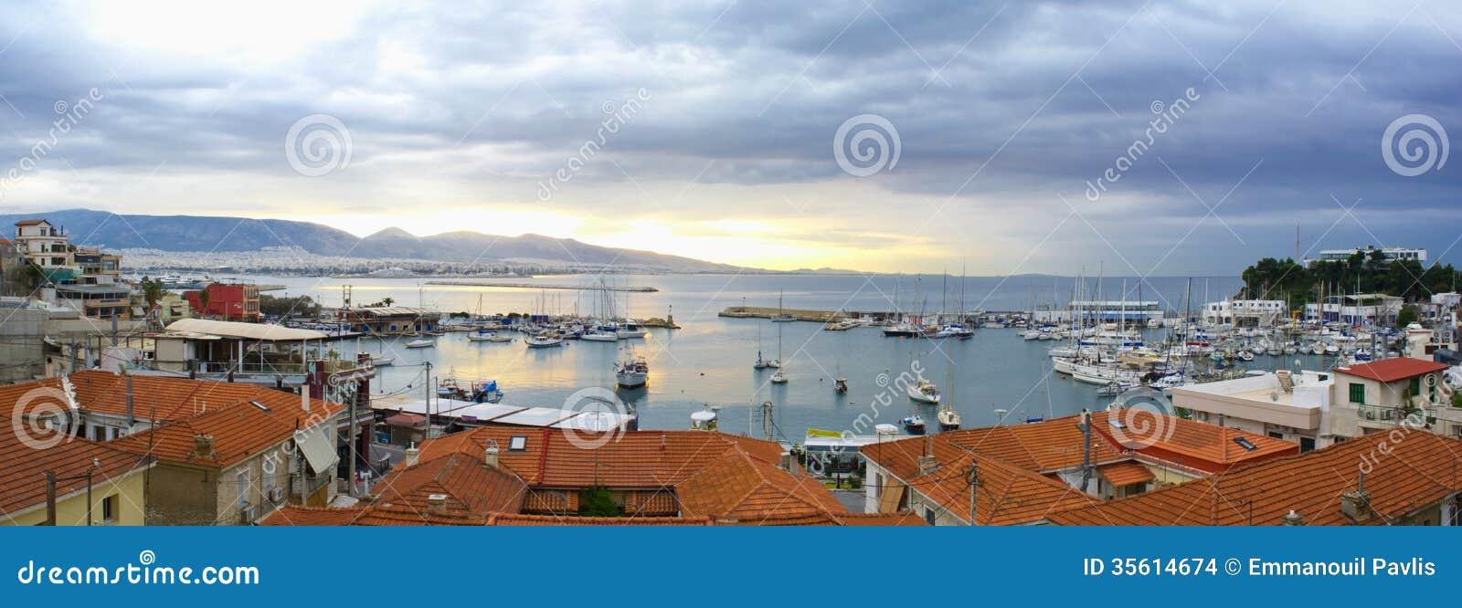 Pittoresk port