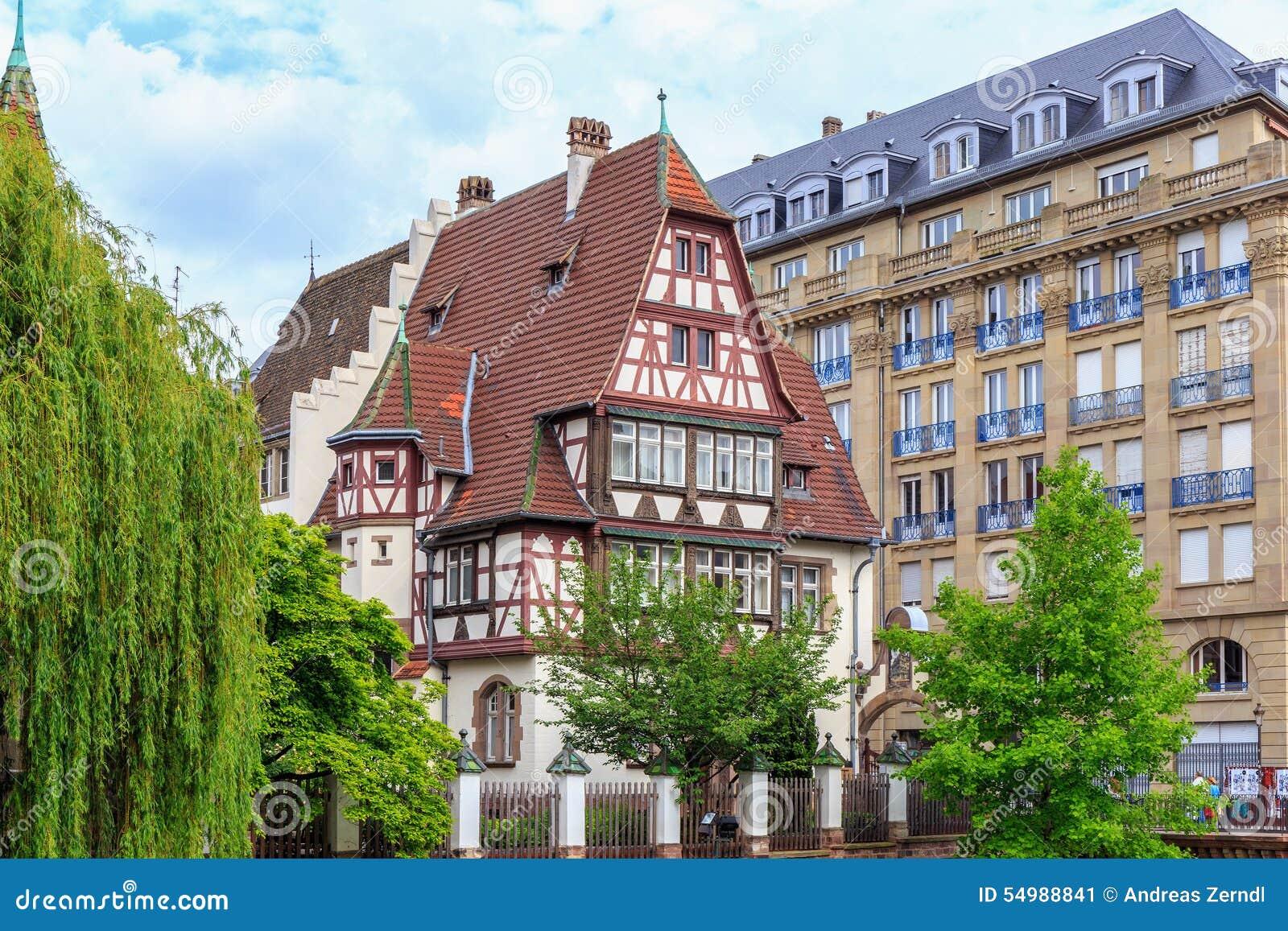 Pittoreska Strasbourg
