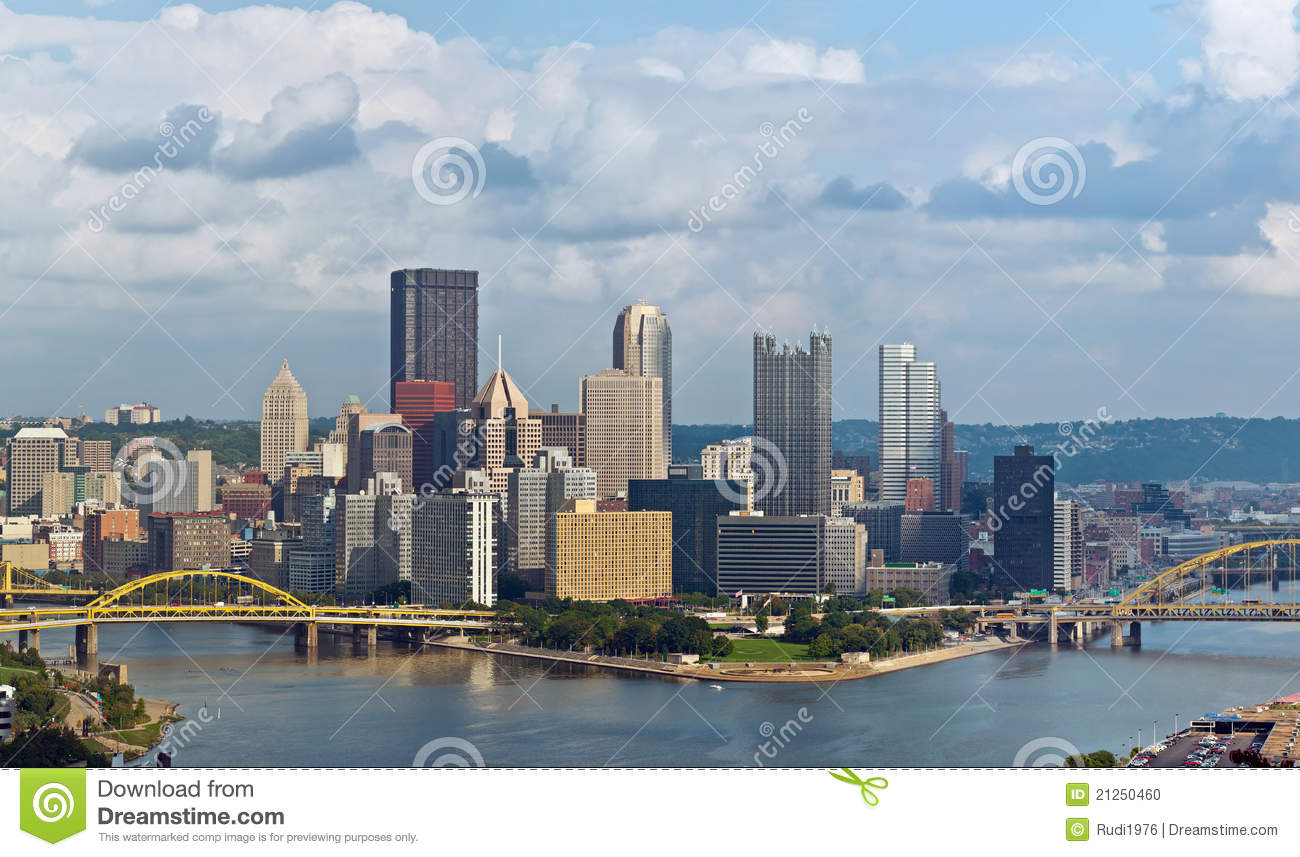 pittsburgh stock photo image of building pennsylvania 21250460. Black Bedroom Furniture Sets. Home Design Ideas