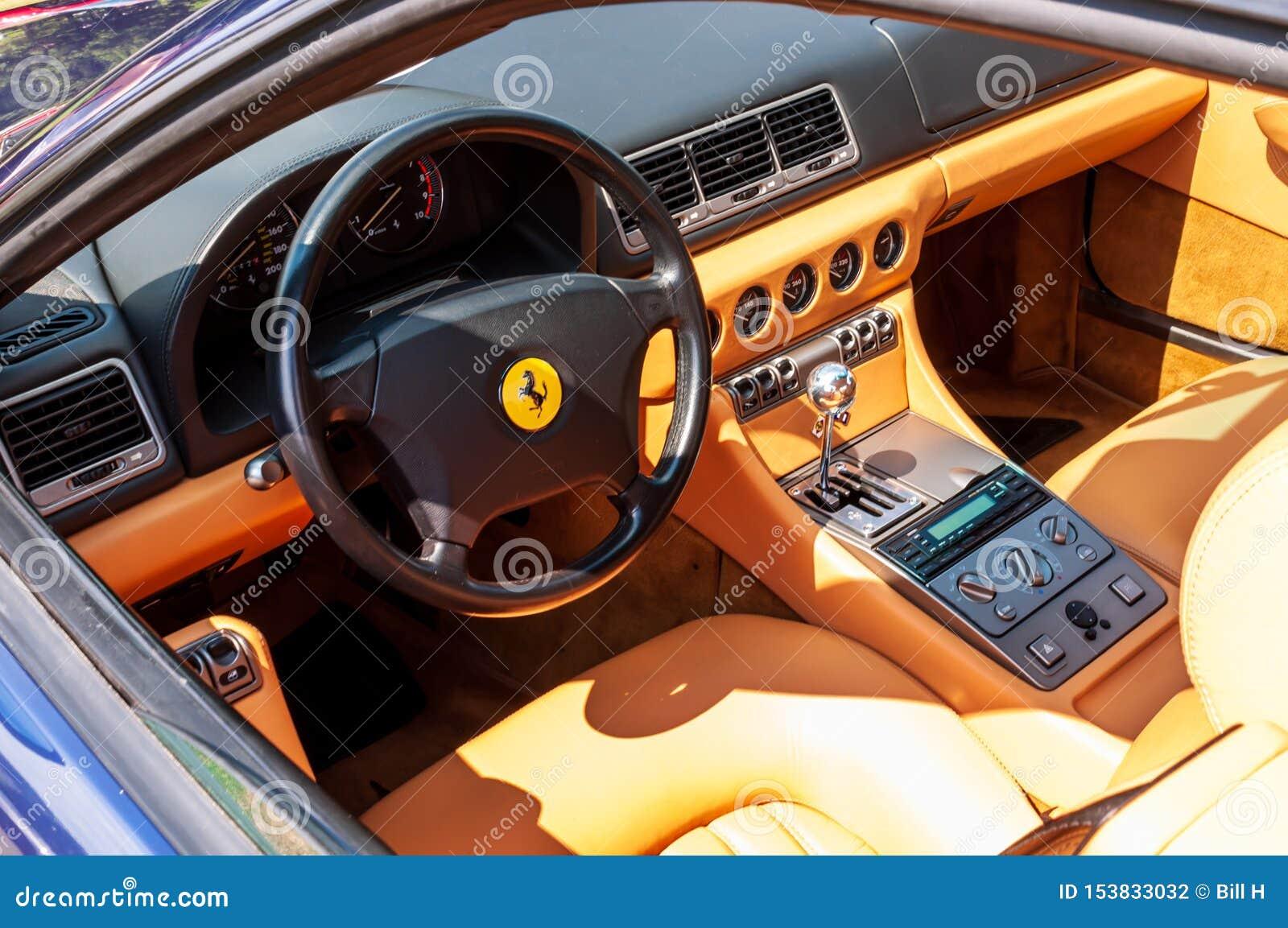 Ferrari Armaturenbrett Und Innenraum Fotos Kostenlose Und Royalty Free Stock Fotos Von Dreamstime