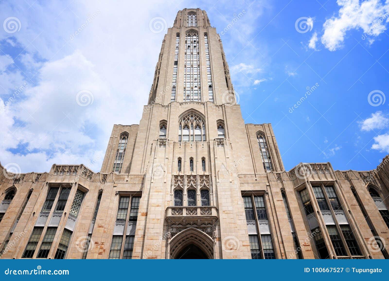 Pittsburgh universitetar