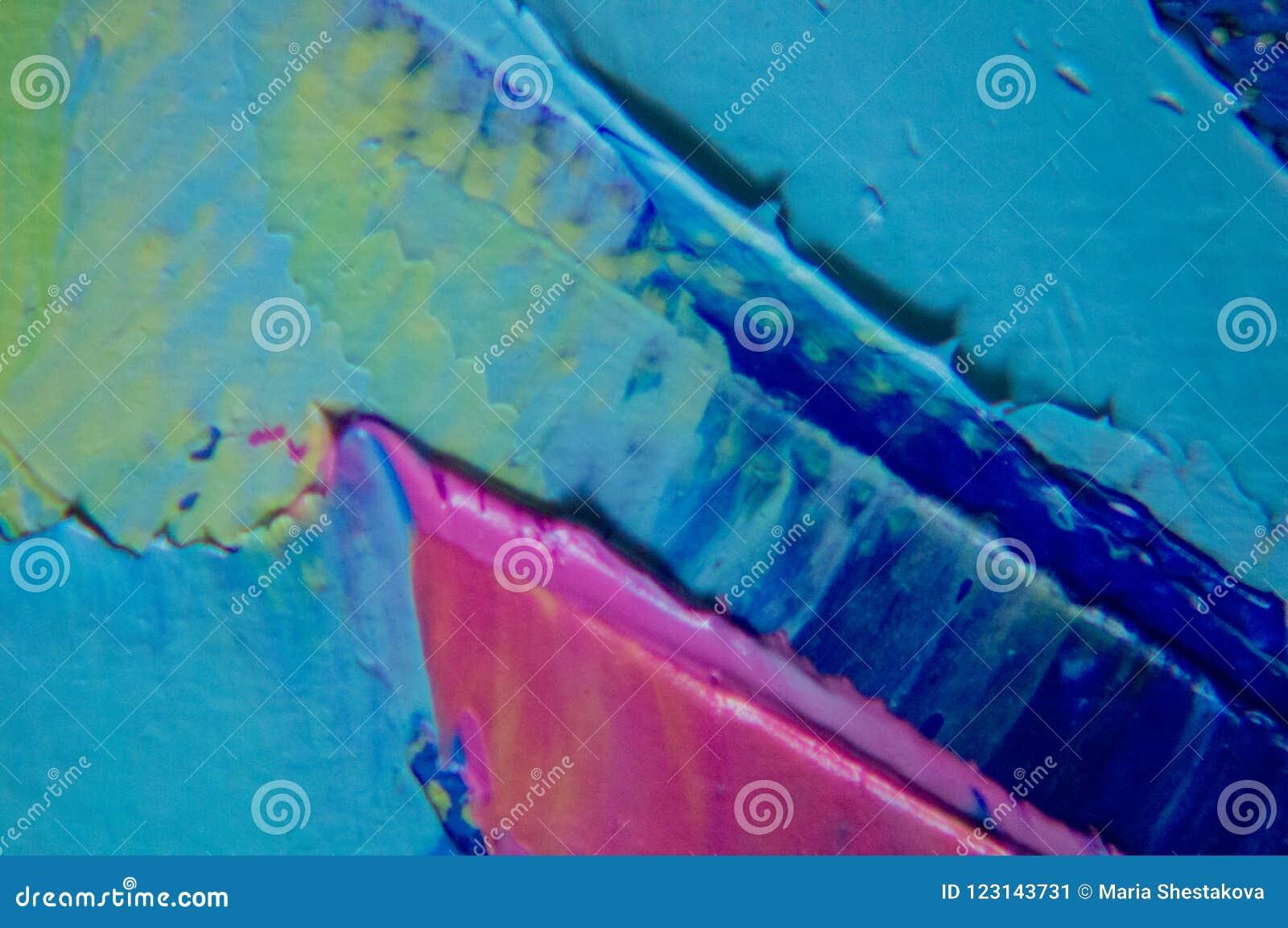 Pittura astratta moderna dell inchiostro dell alcool, arte moderna, astrattismo, arte contemporanea