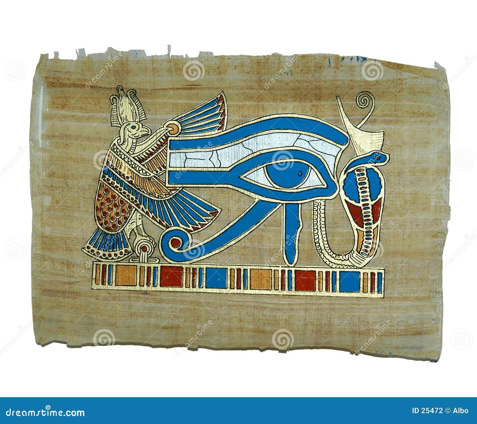 Pittura del papiro