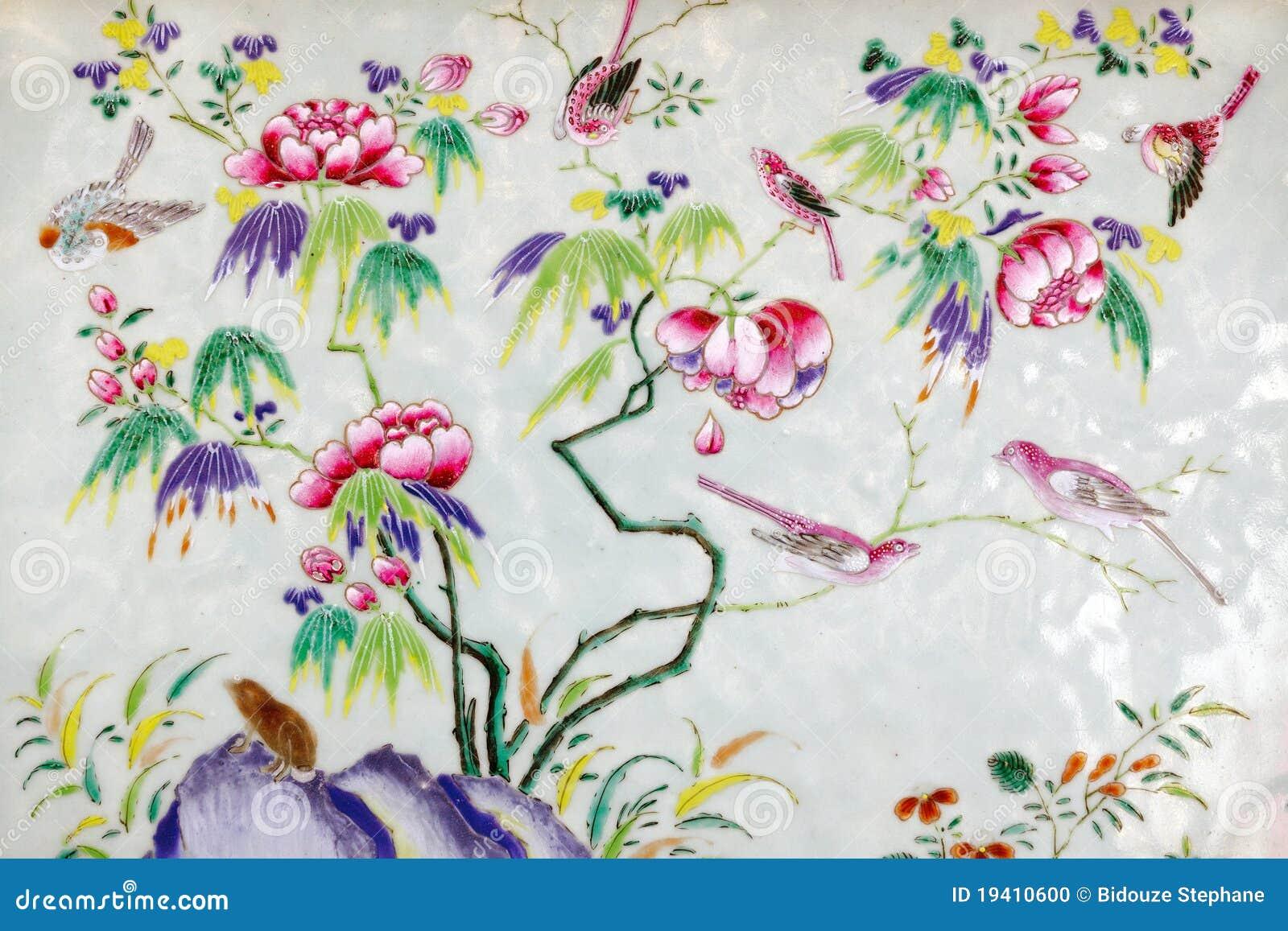 Pitture asiatiche