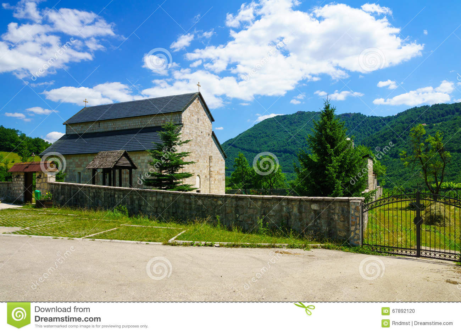 Piva修道院