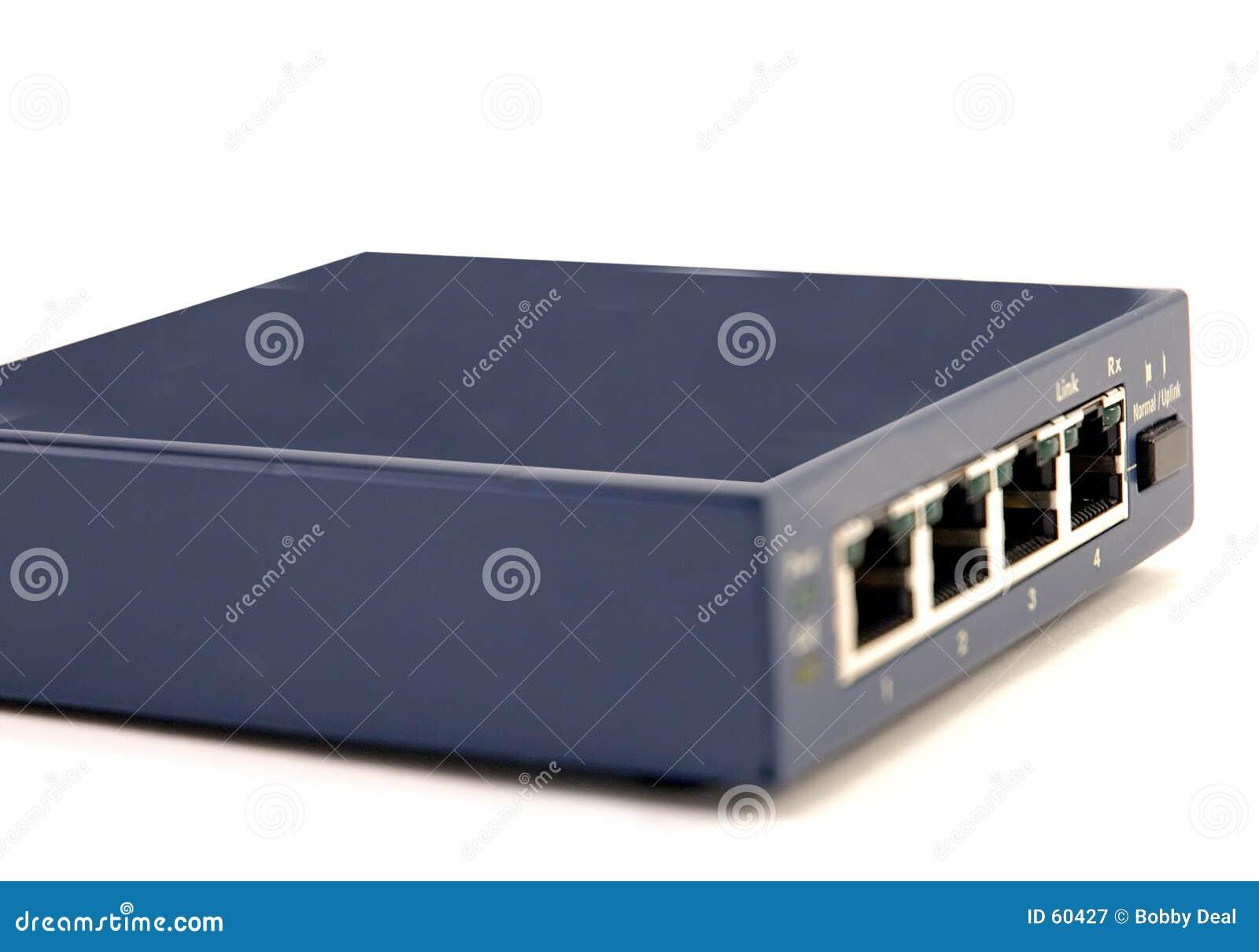 Pivot de réseau