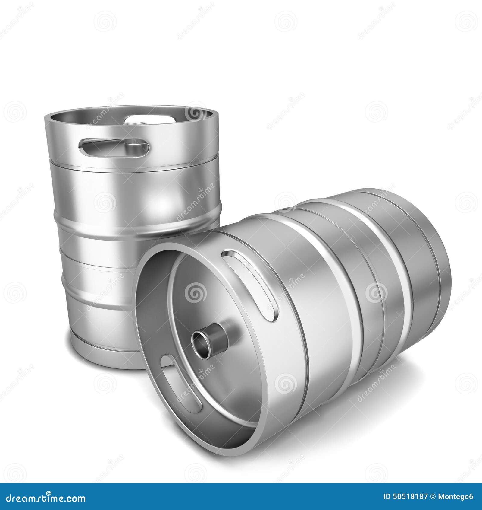 Piwna baryłka