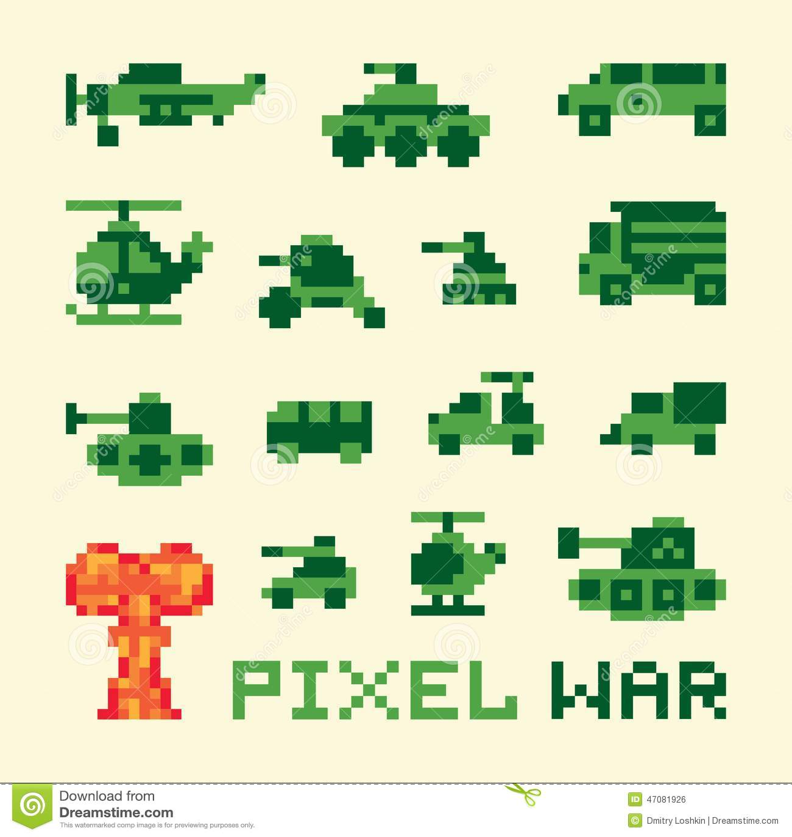 pixel machine
