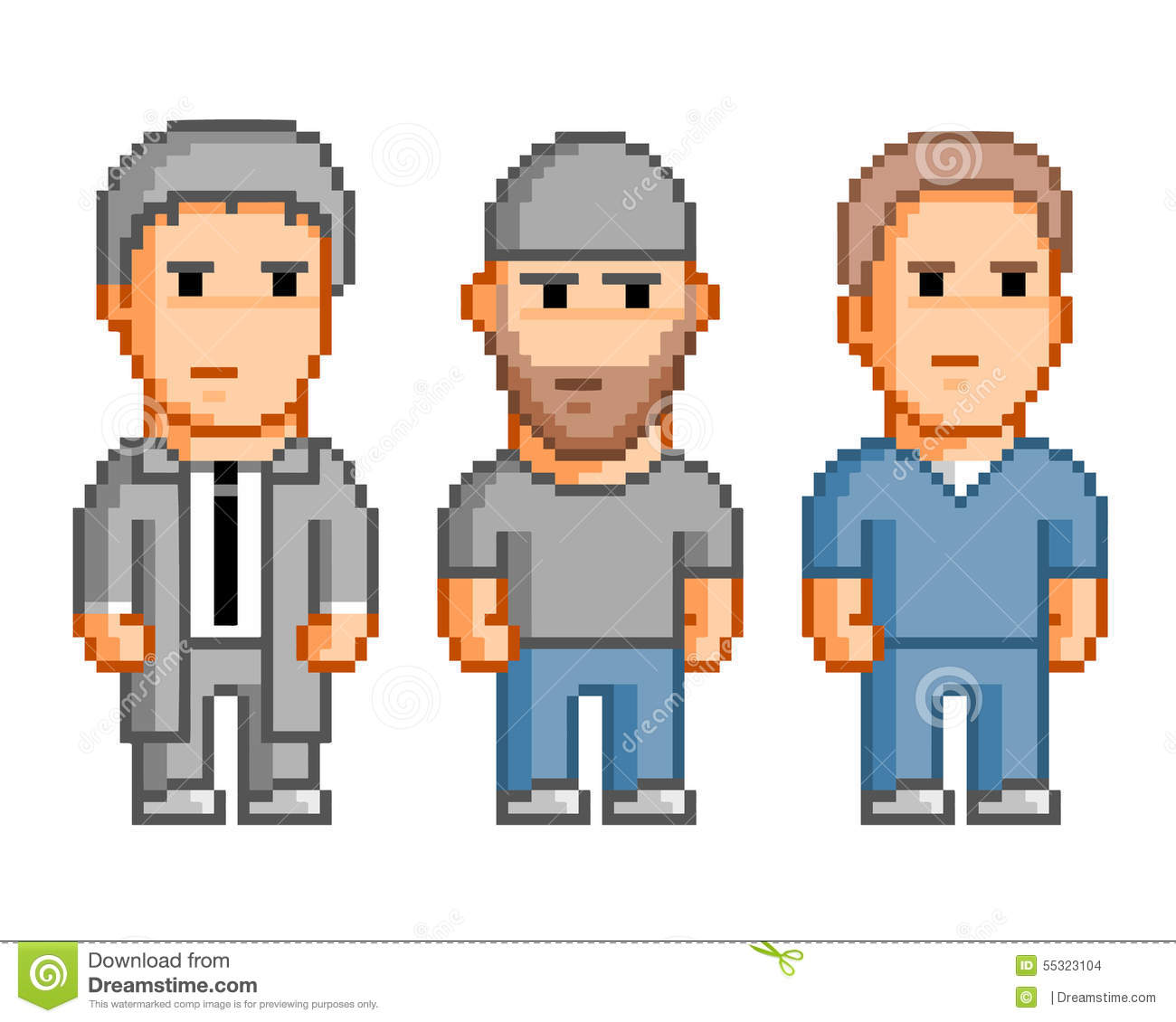 8 bit person related keywords suggestions 8 bit person for Pixel people interior designer