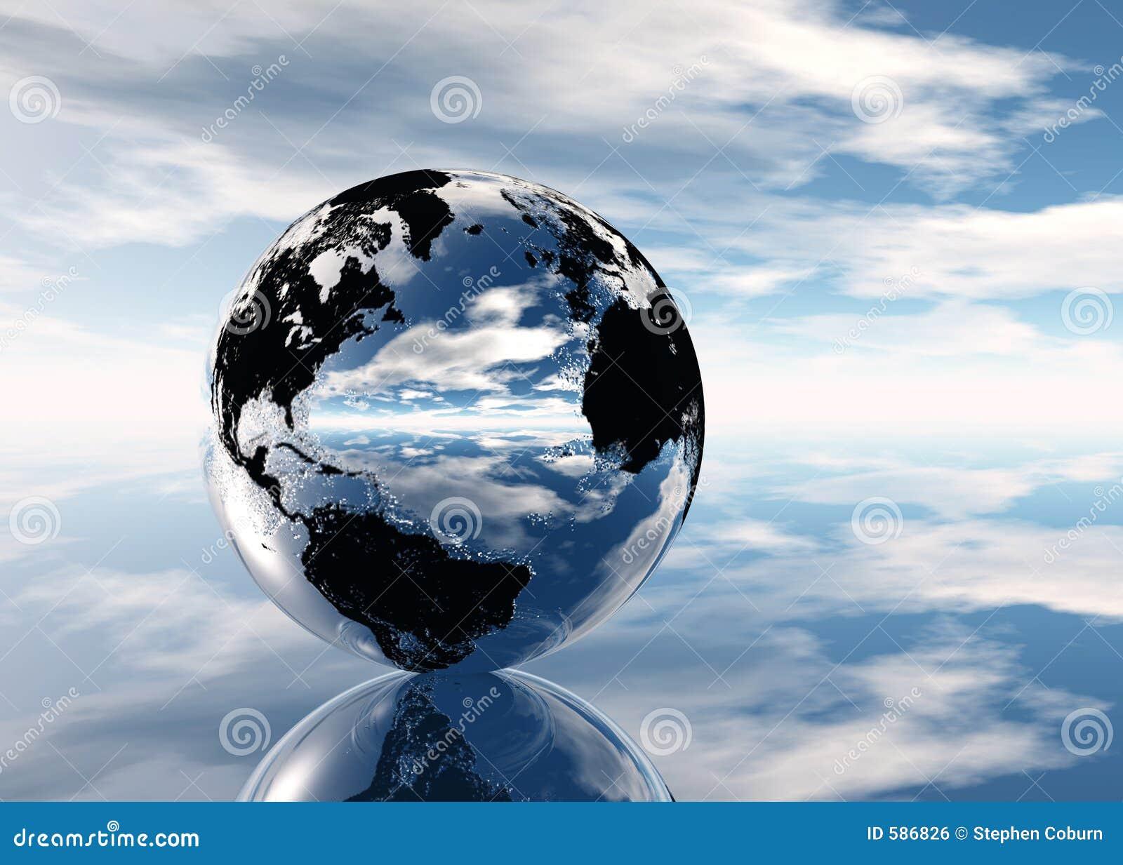 Pixelized的地球
