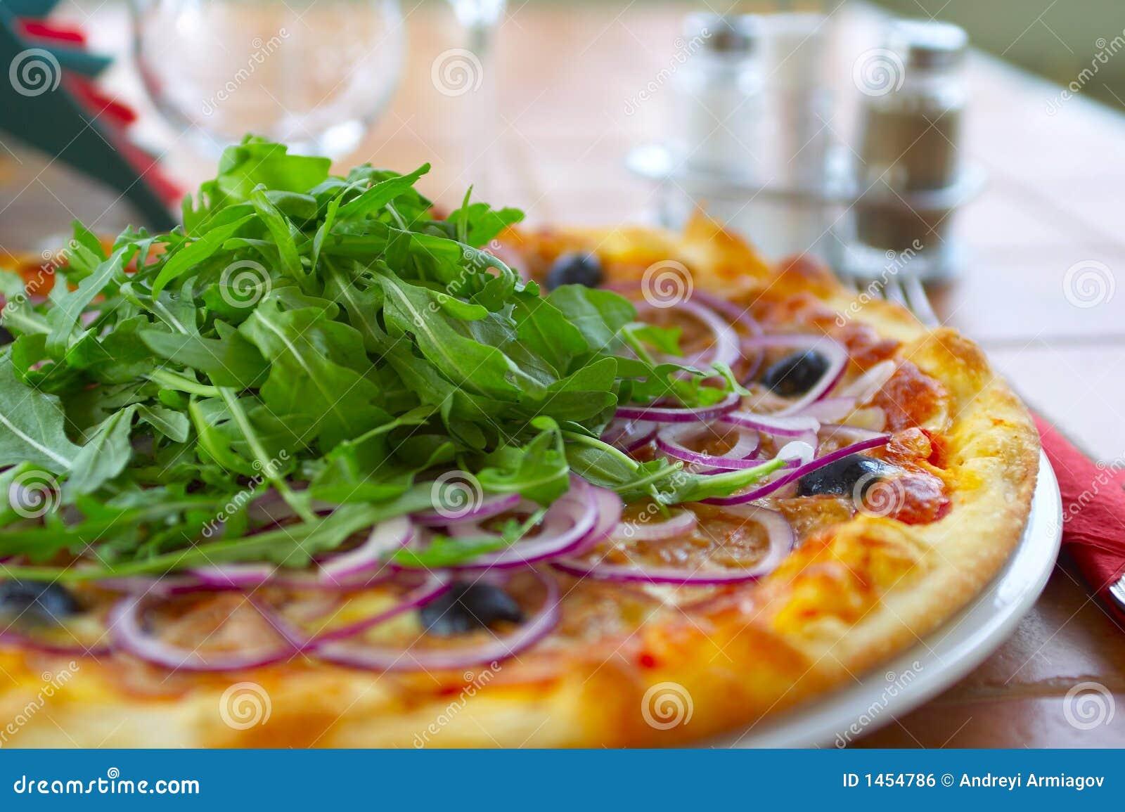 Pizza Royalty Free Stock Image Image 1454786