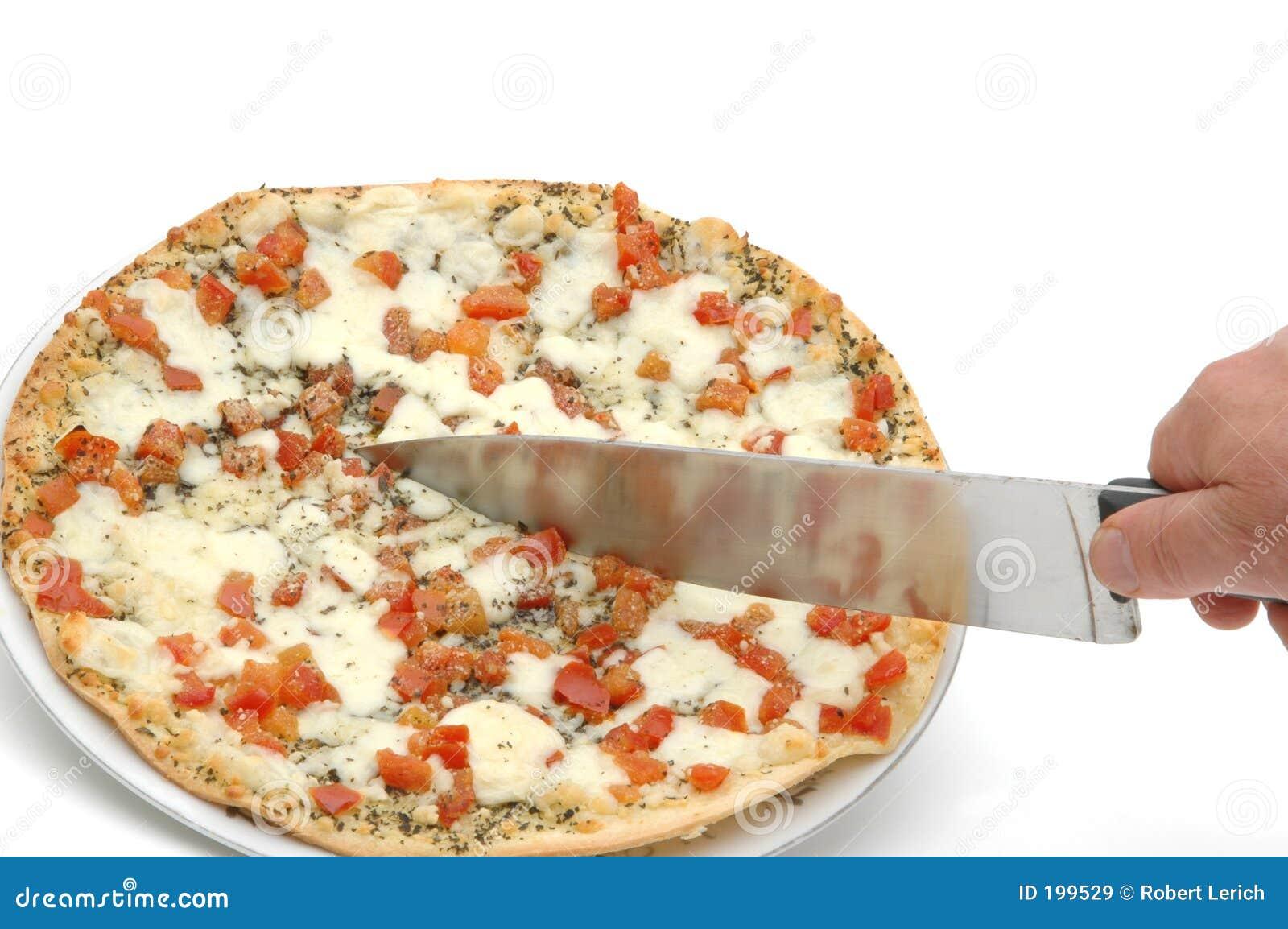 Pizza 5 van Margherita