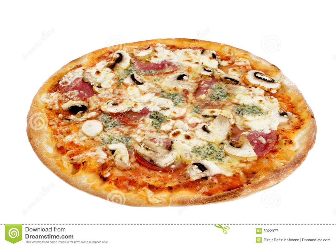pizza image stock image du fromage pepperoni calories 5022977. Black Bedroom Furniture Sets. Home Design Ideas