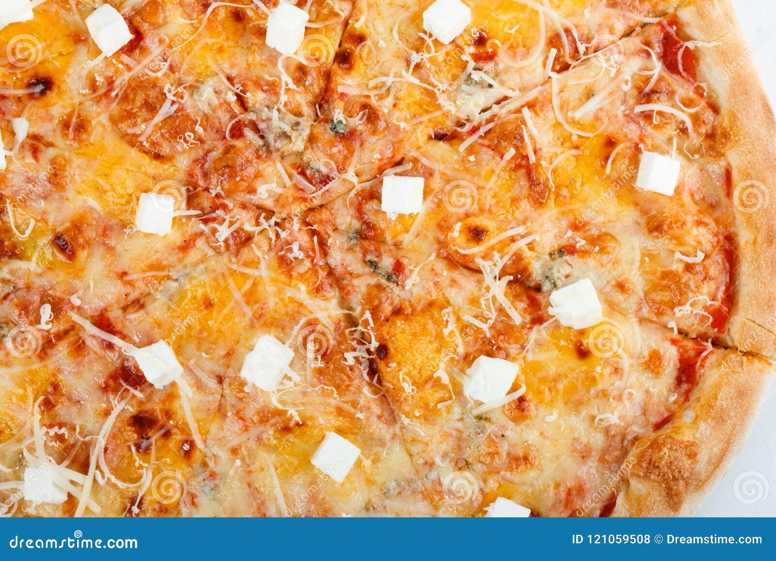 Pizza aus der ganzen Welt bunt, knusperig, geschmackvoll