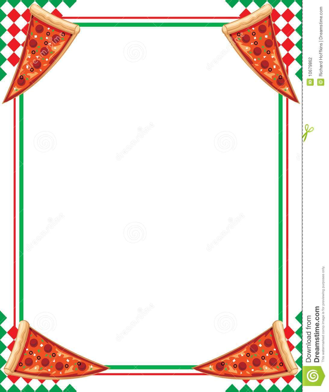 stock photography pizza border image 10679862 pizza slice clipart black and white pizza clipart black and white svg