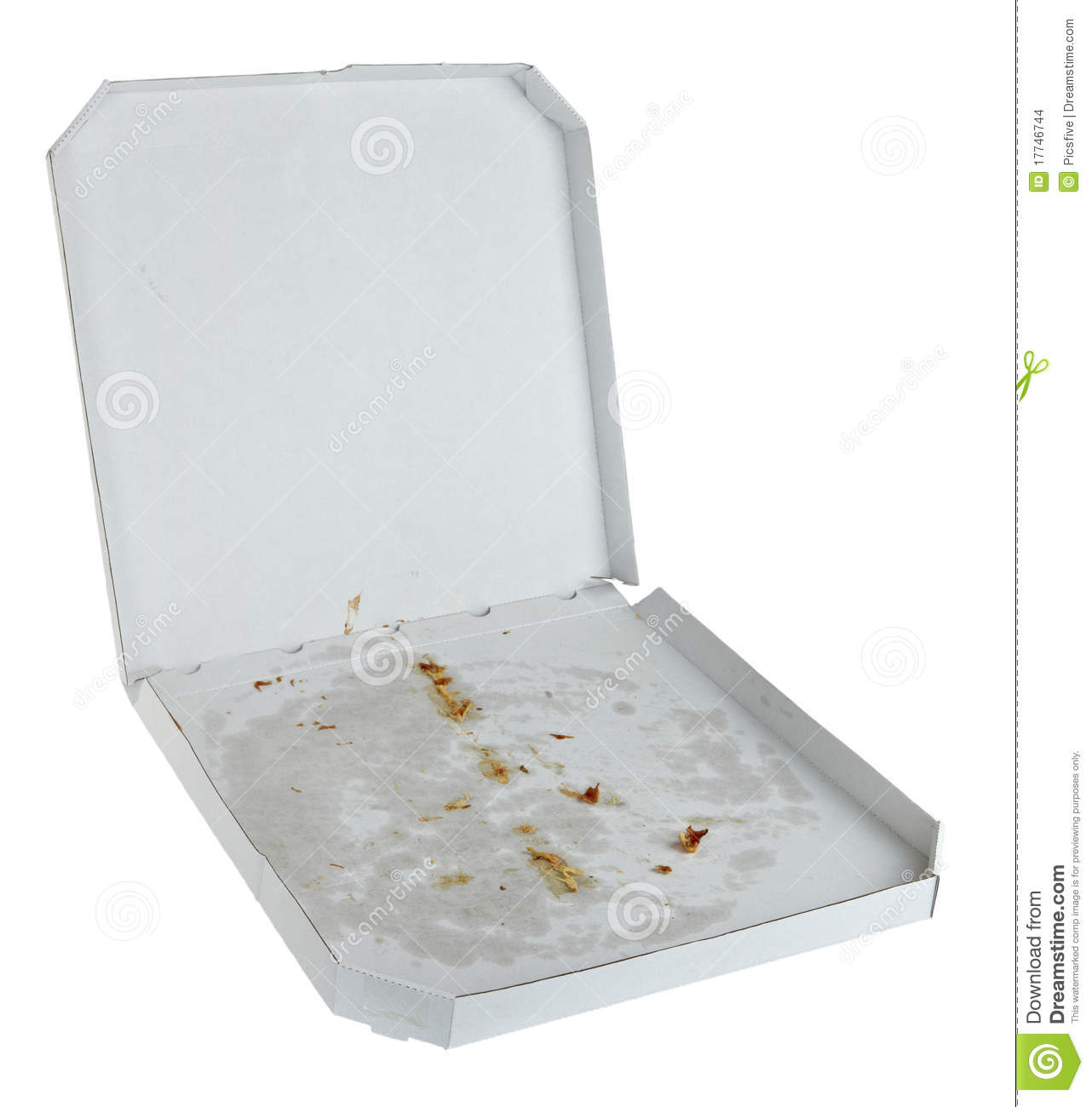 Pizza Box Stock Images - Image: 17746744