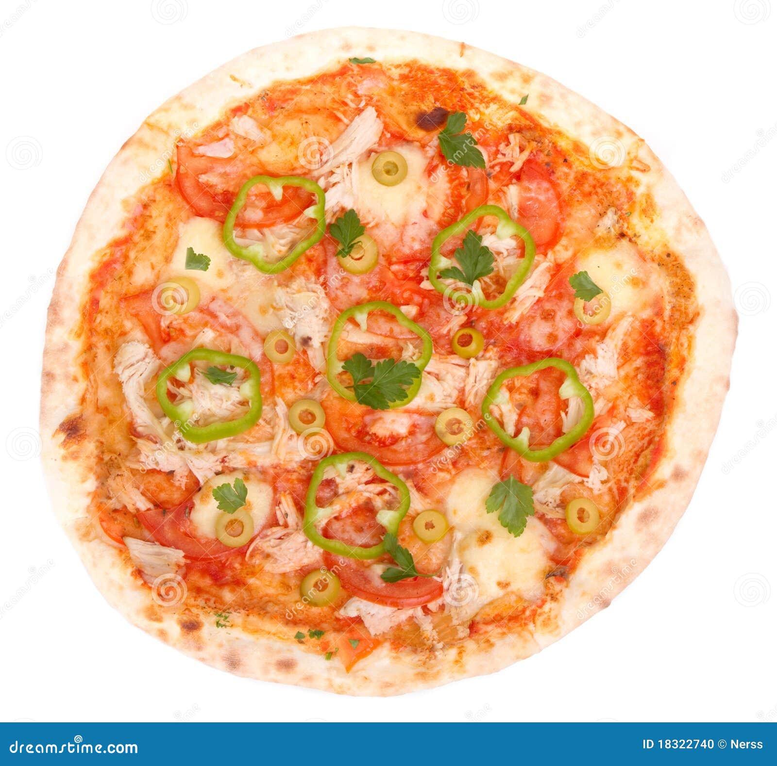 Pizza de ?hicken