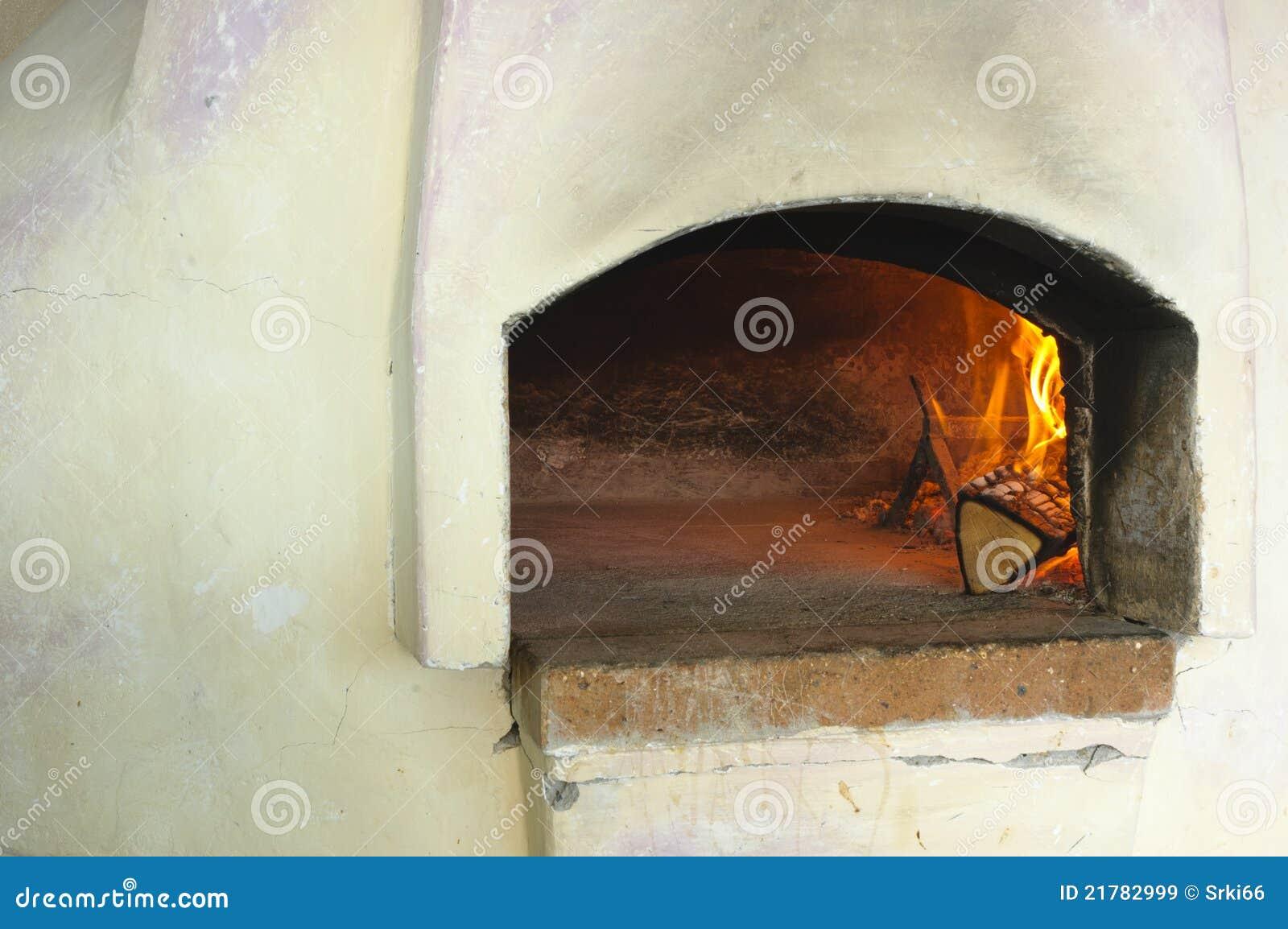 Pizza de la estufa