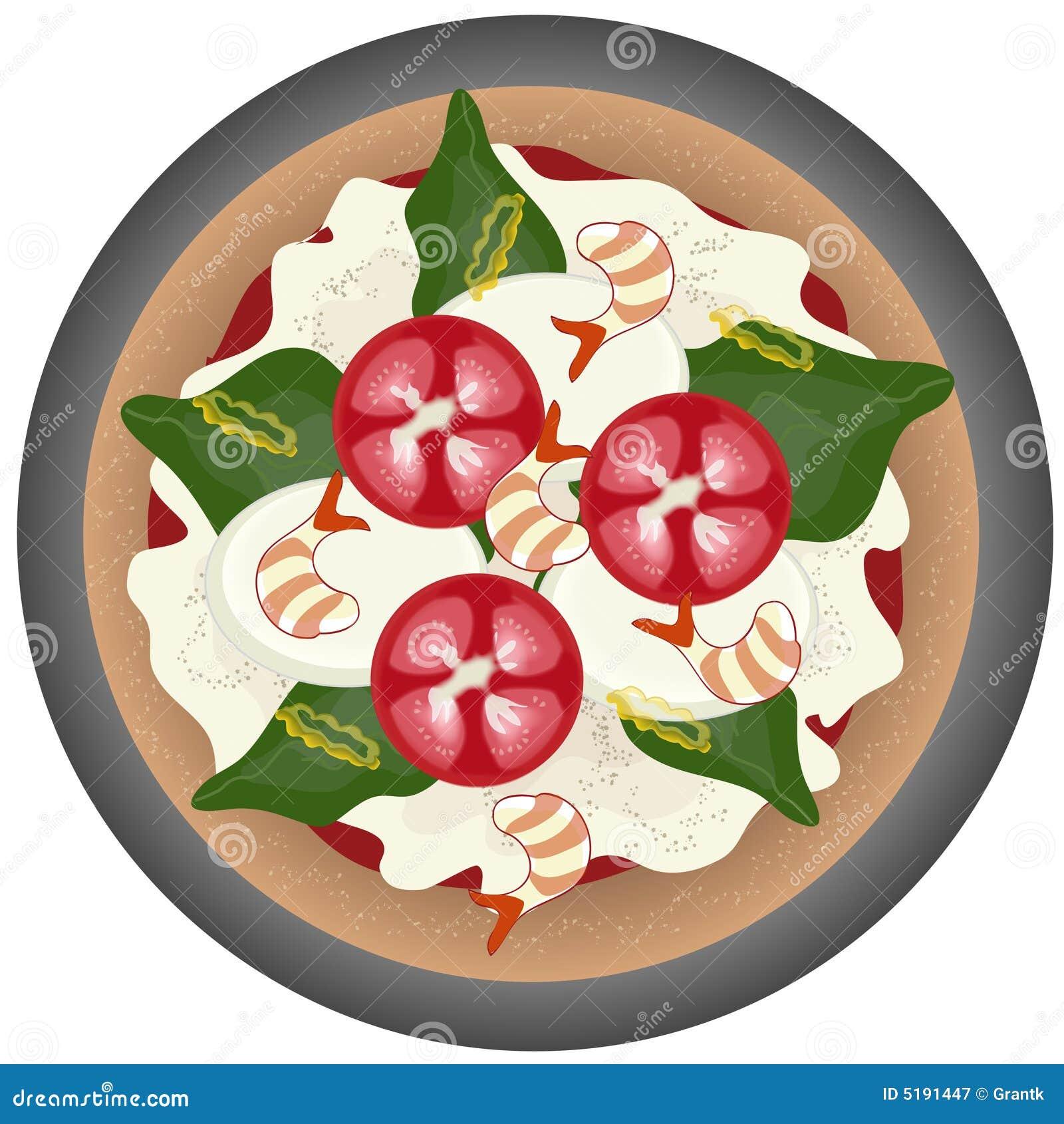 Pizza de Margarita
