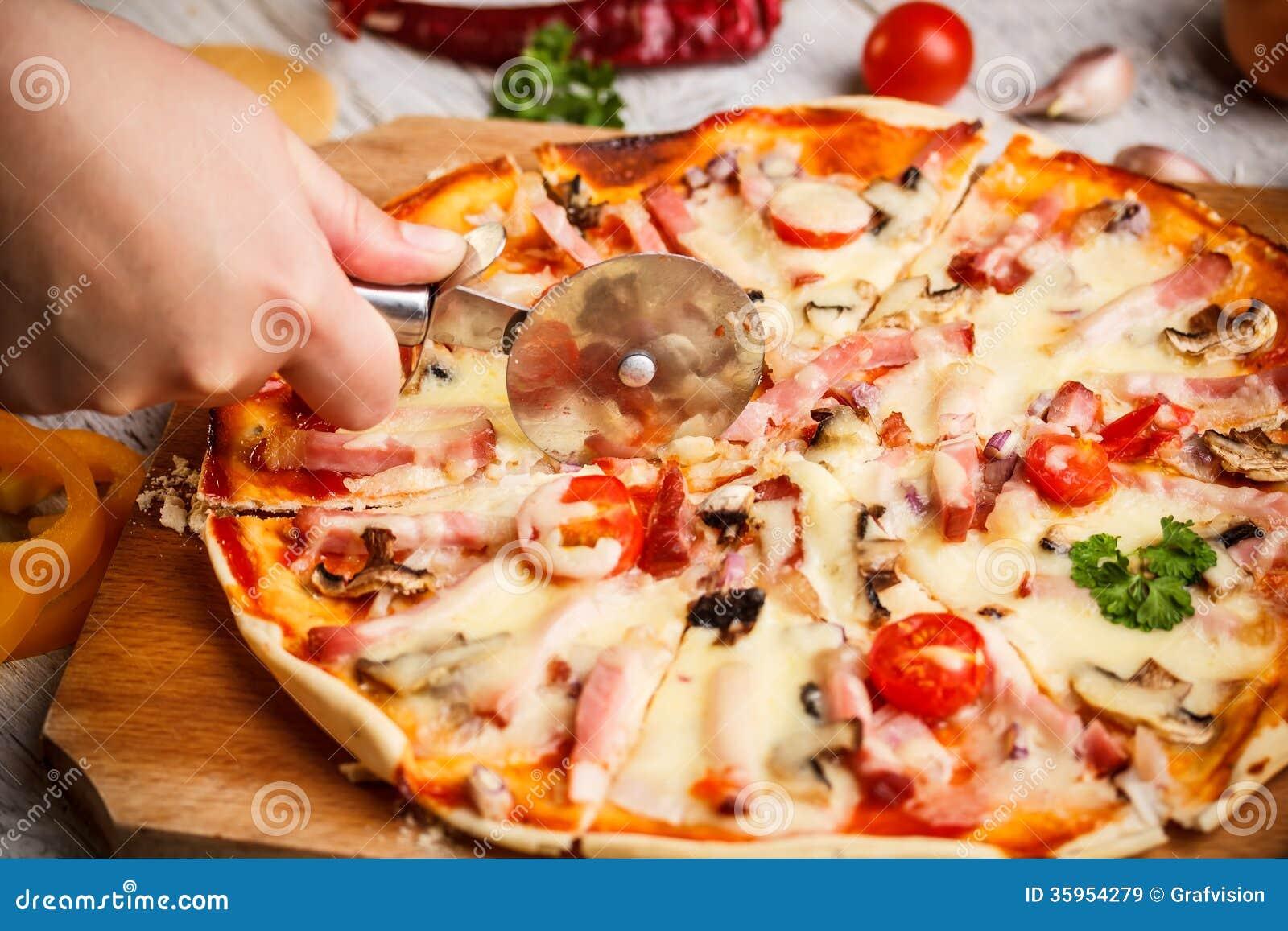 Pizza del corte