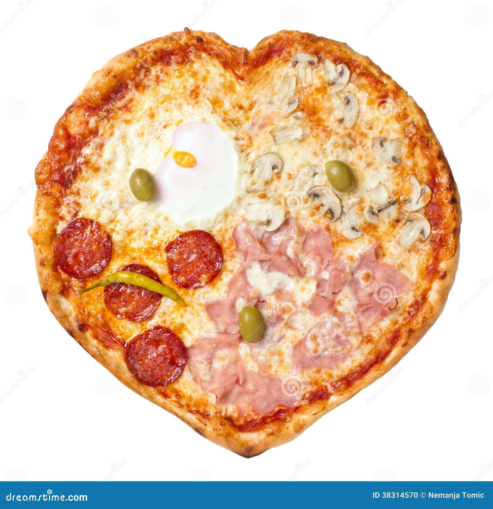 Pizza di amore