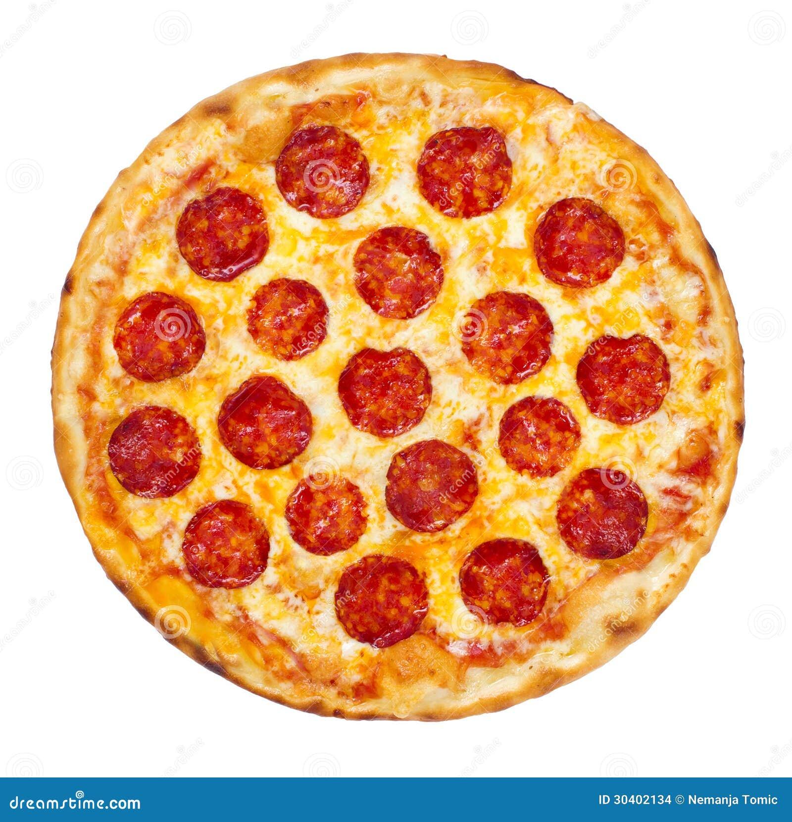 Pizza di merguez