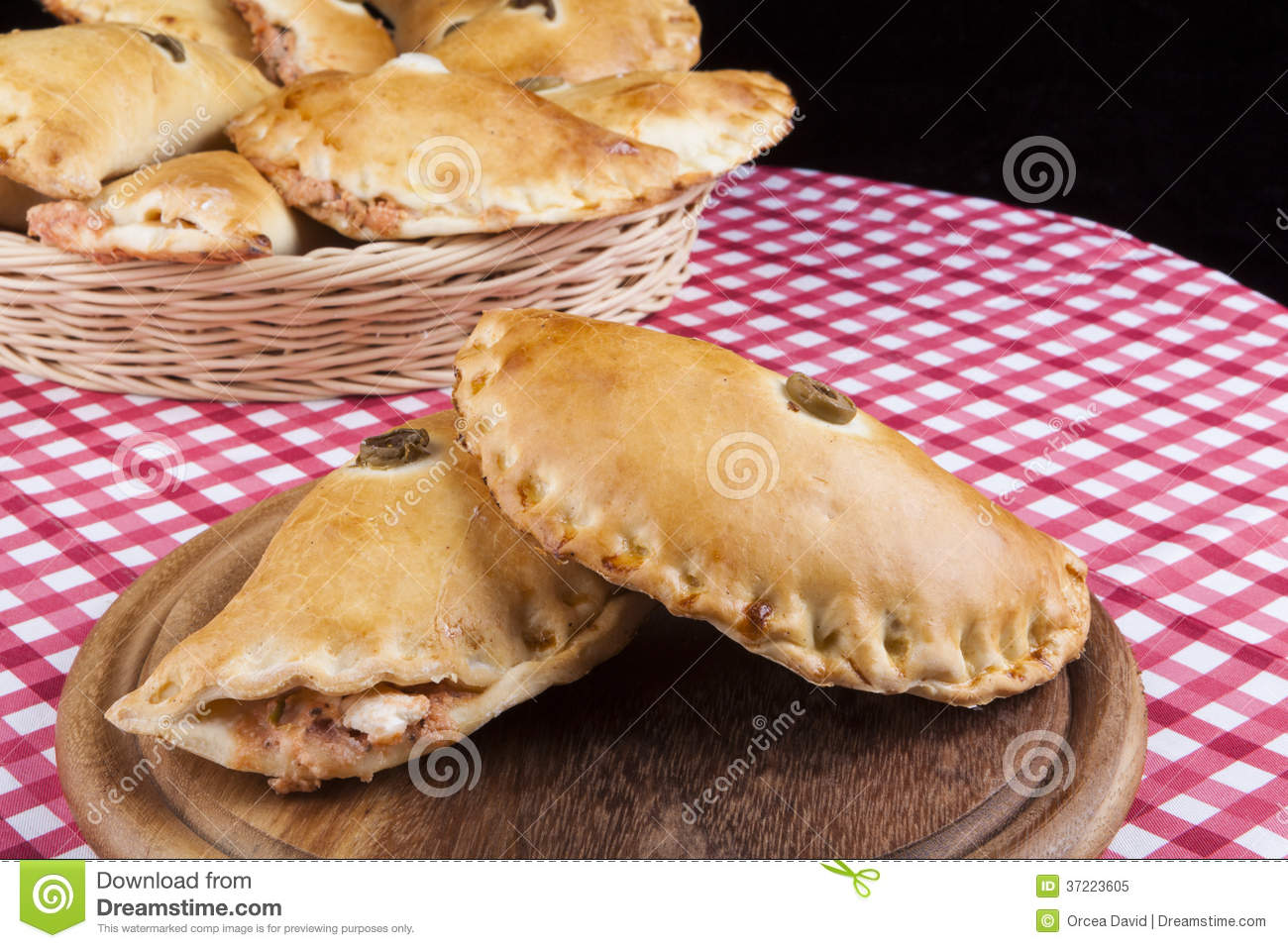 Pizza Filling Royalty Free Stock Photo - Image: 37223605