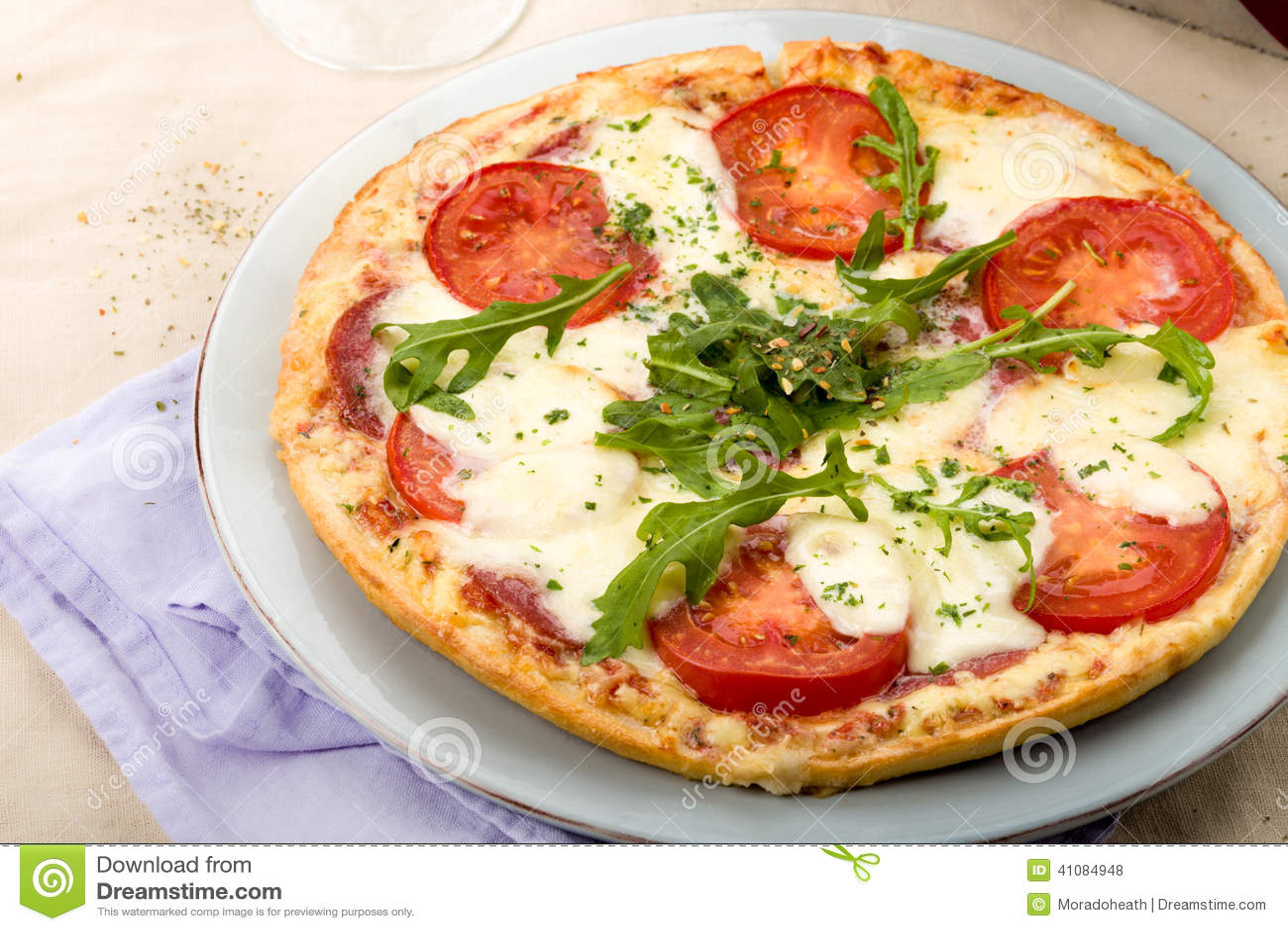 heirloom tomato and basil pizza fresh tomato and basil pizza ...