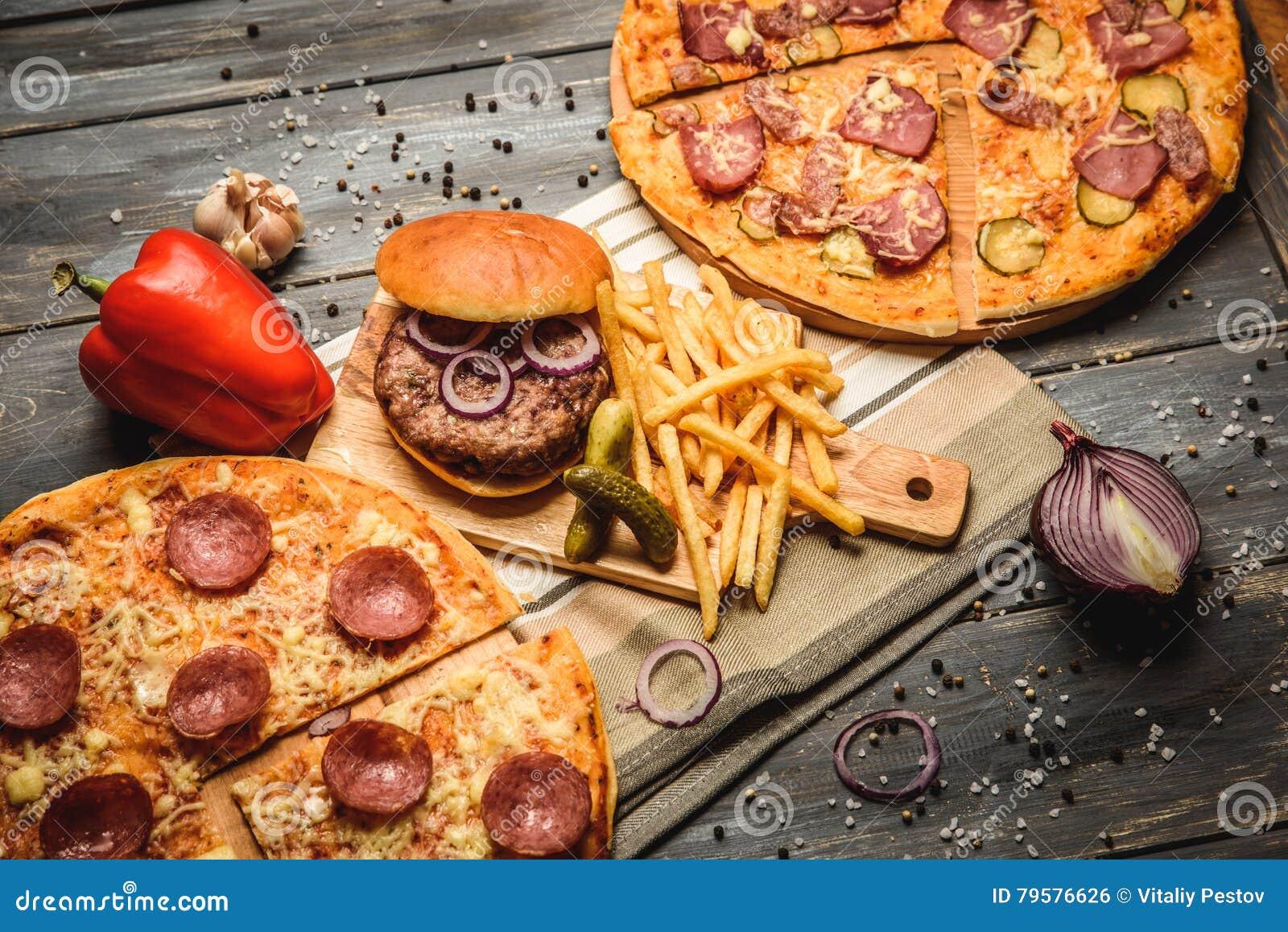 2 212 Pizza Hamburger Photos Free Royalty Free Stock Photos From Dreamstime