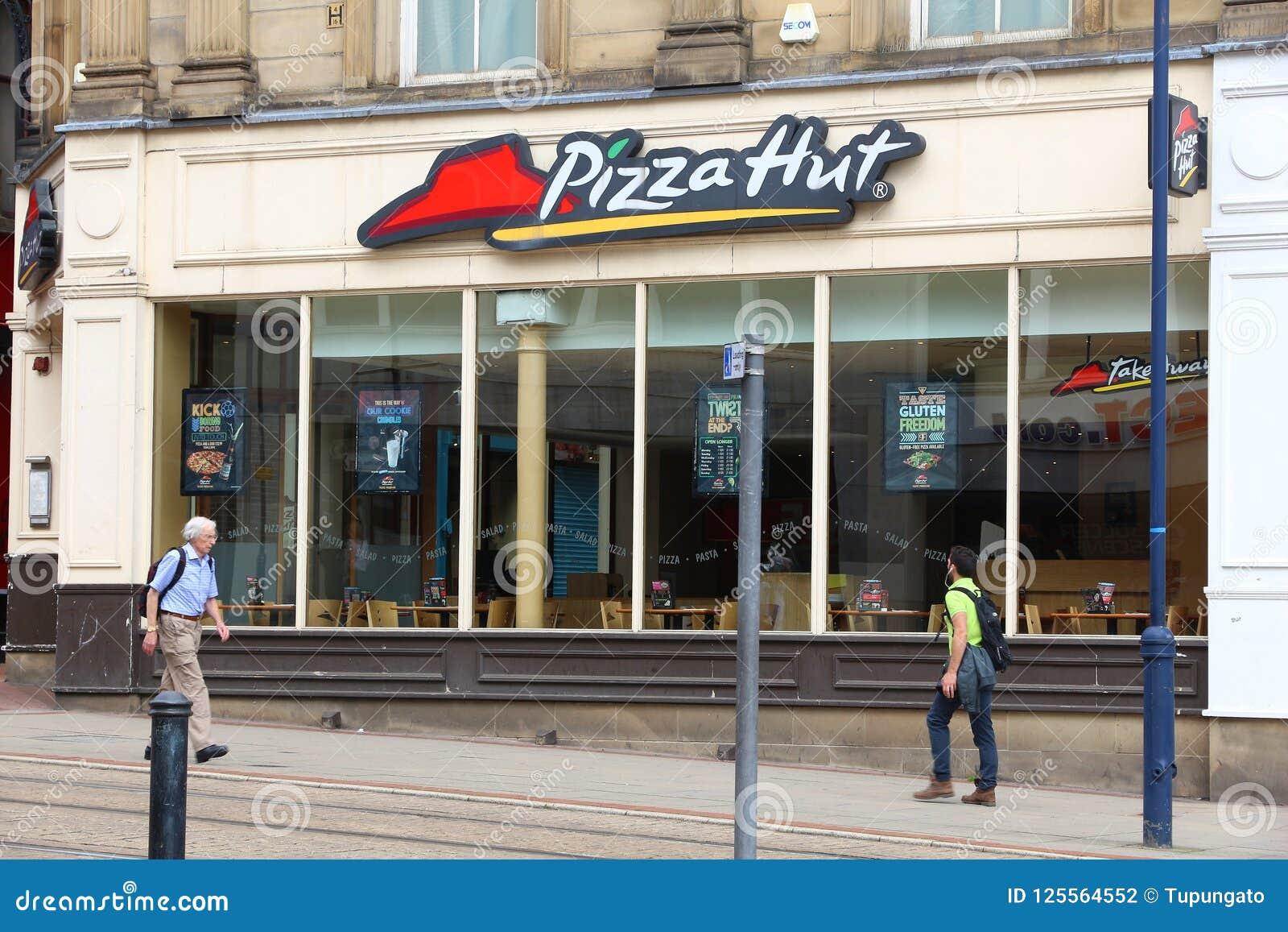 Pizza Hut Reino Unido