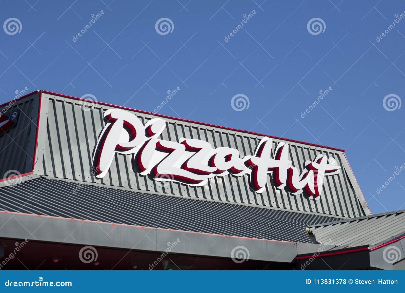 Pizza Hut Logo Editorial Image Cartoondealer Com 23954118