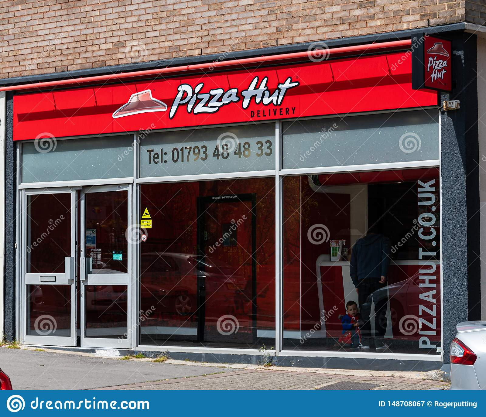 Pizza Hut Swindon