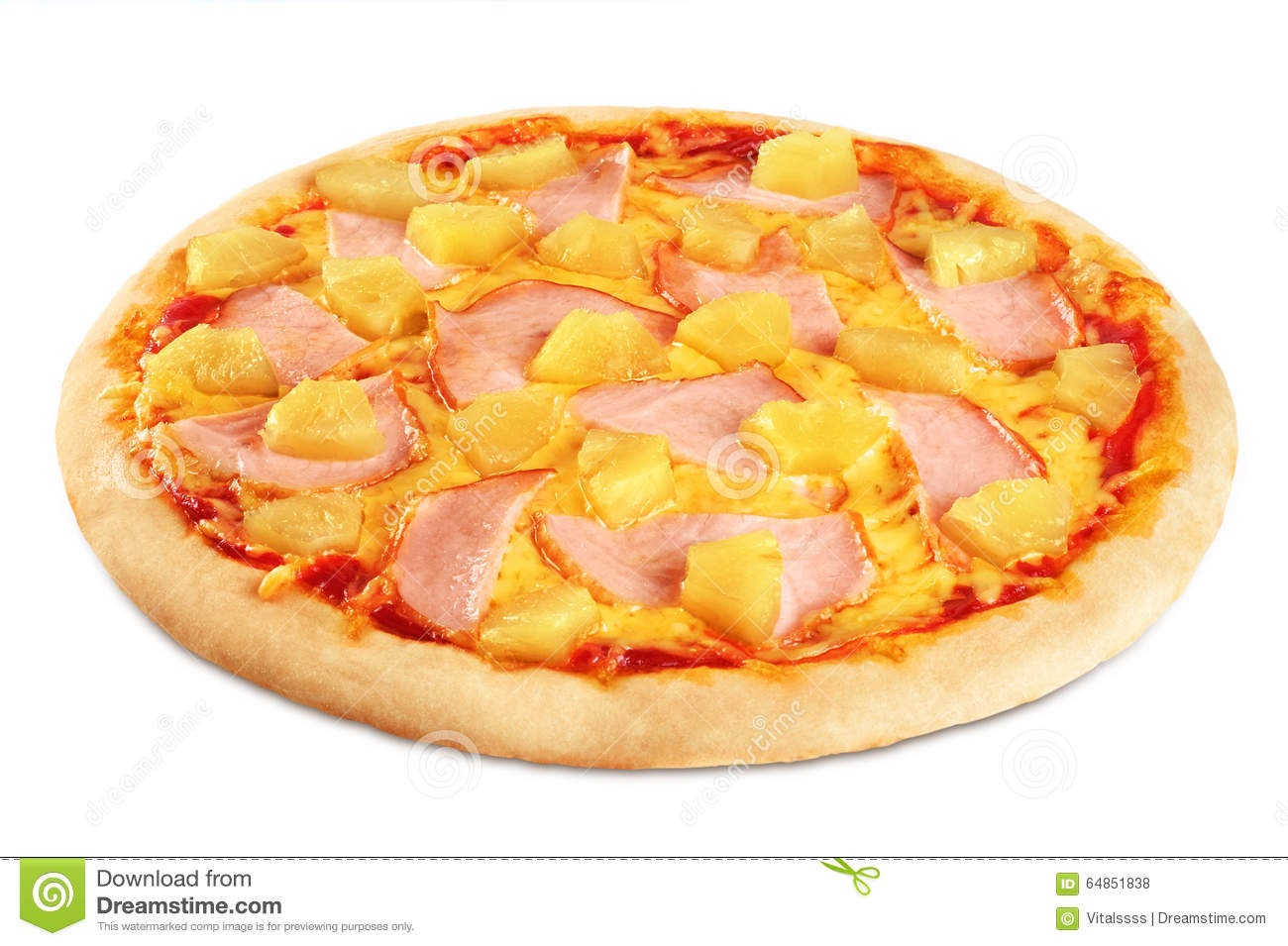 how to cook pineapple for pizza
