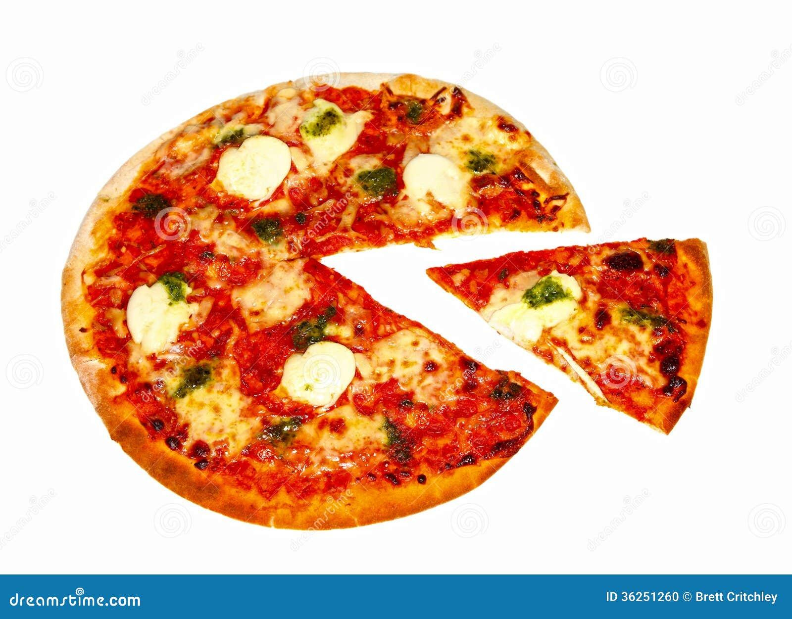 Pizza plasterek