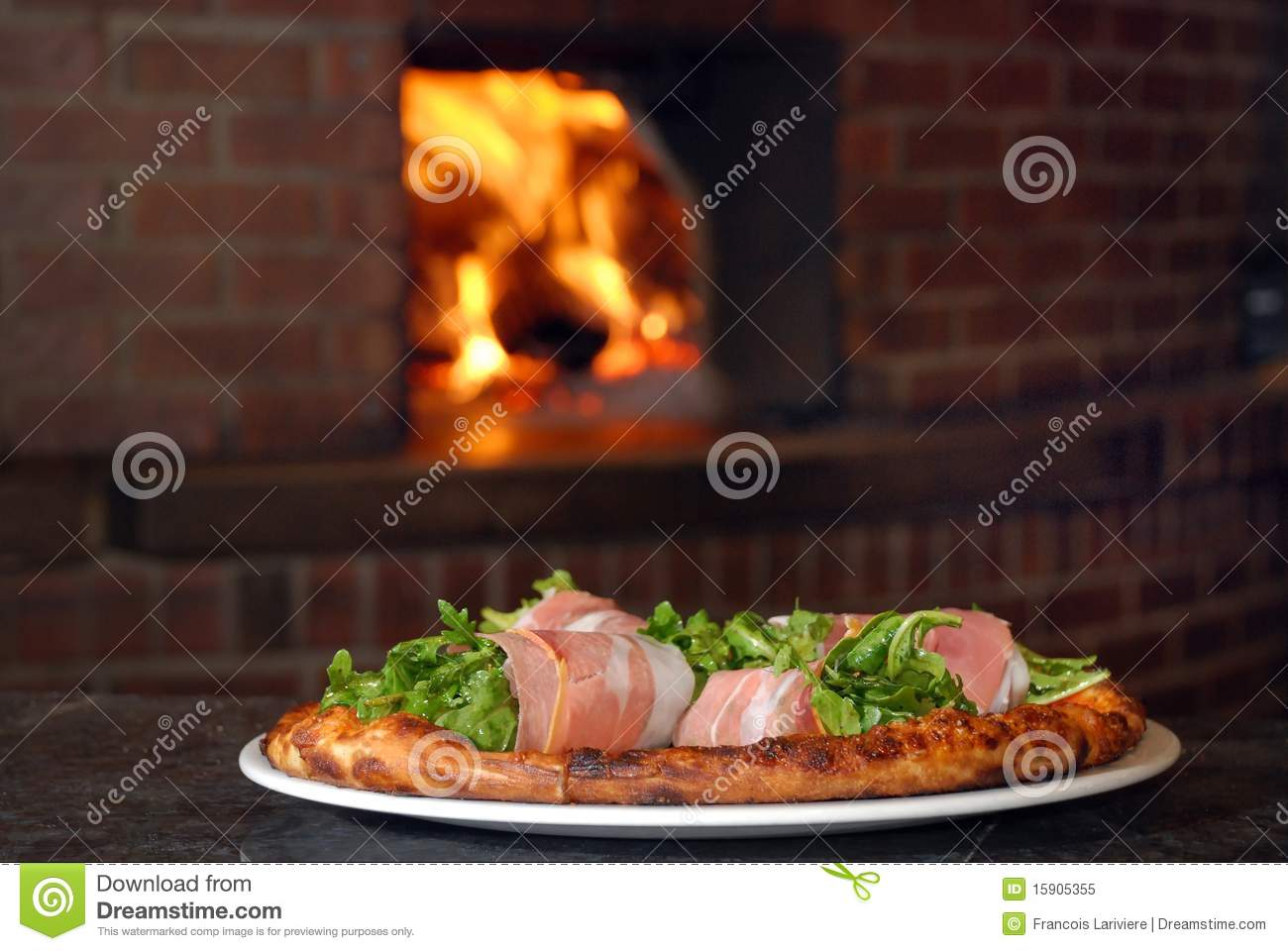 how to put a ham in the oven