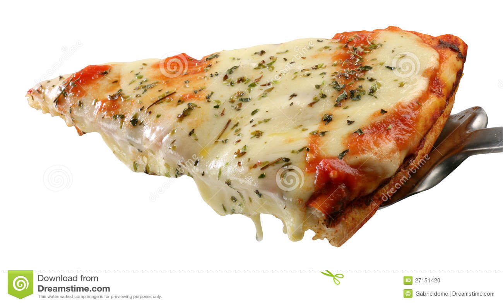 Pizza Slice Stock Photo Image 27151420