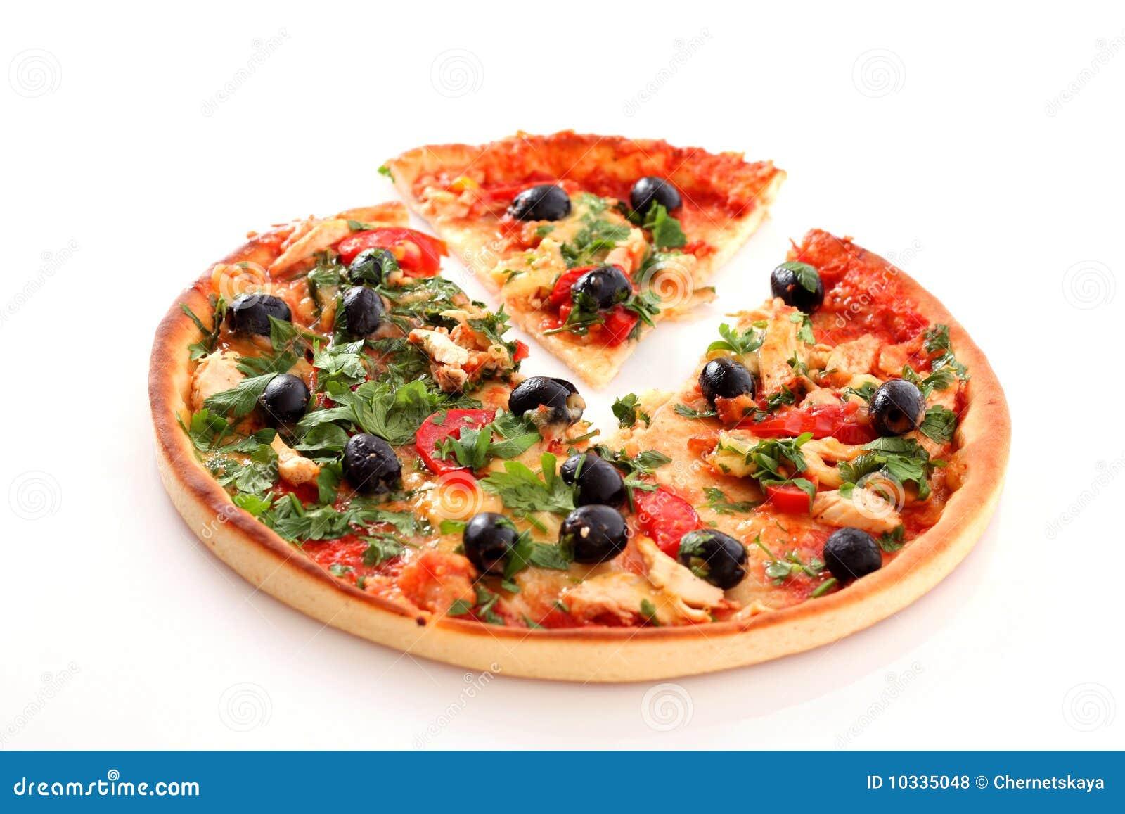 Pizza smakowita