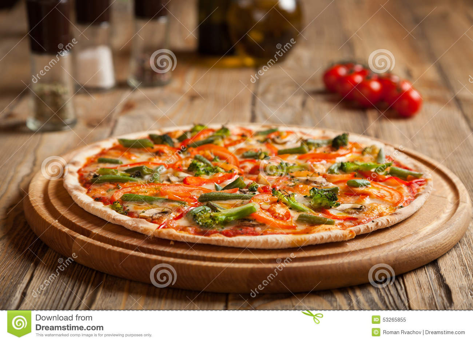 Pizza włoskiej