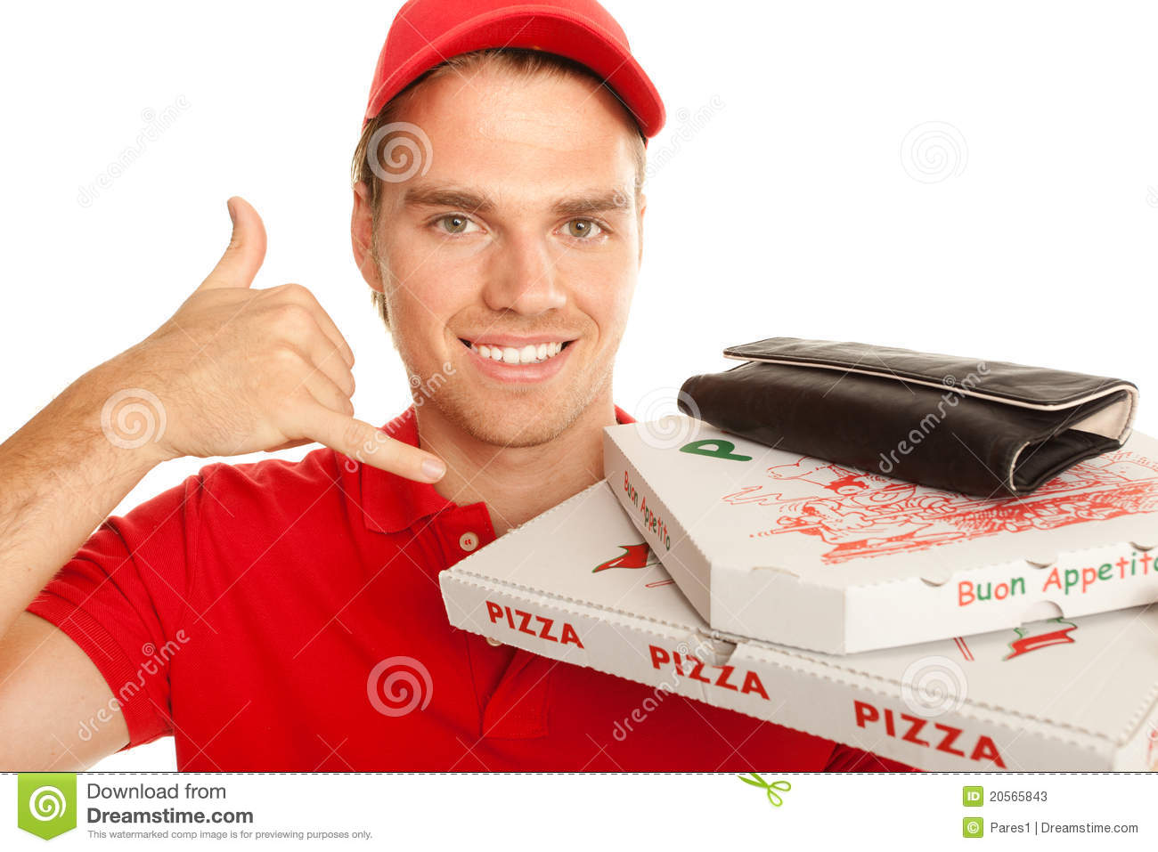Pizzaboy Call Me Stock...