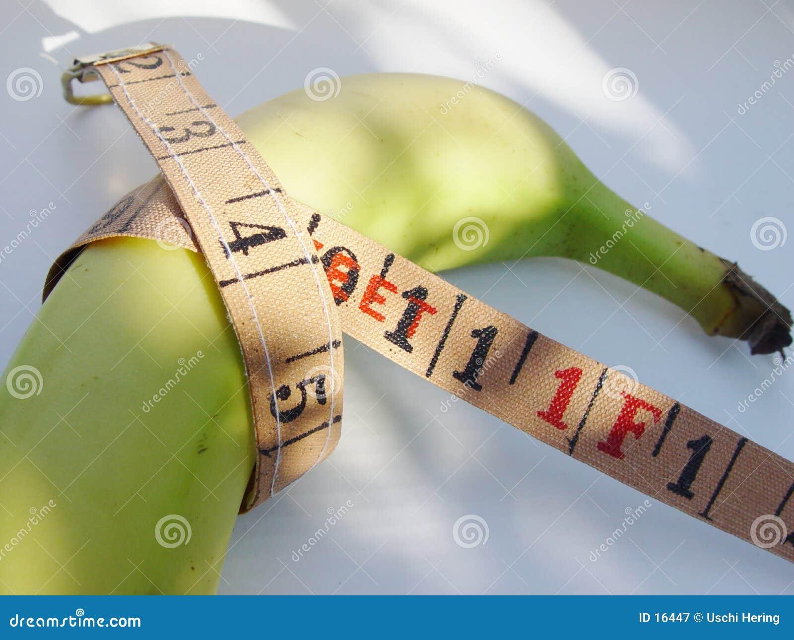 Plátano de la dieta