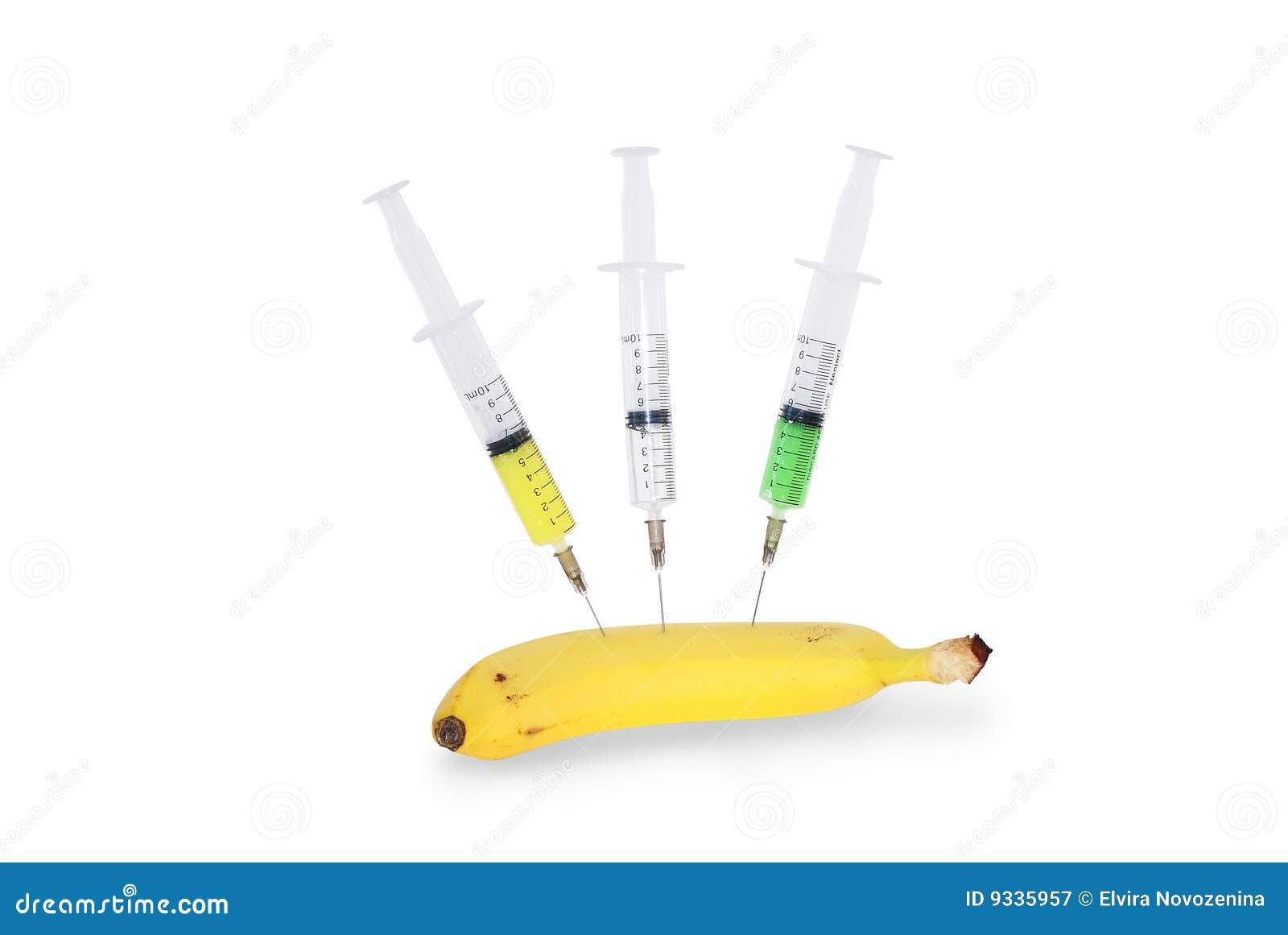 Plátano genético