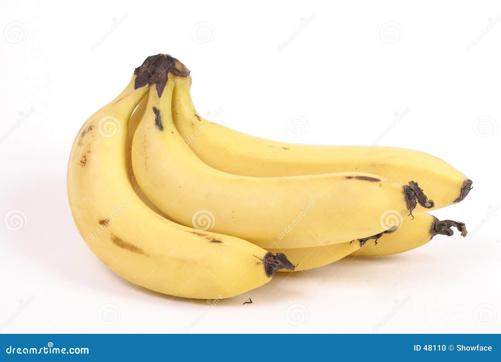 Plátanos madurados