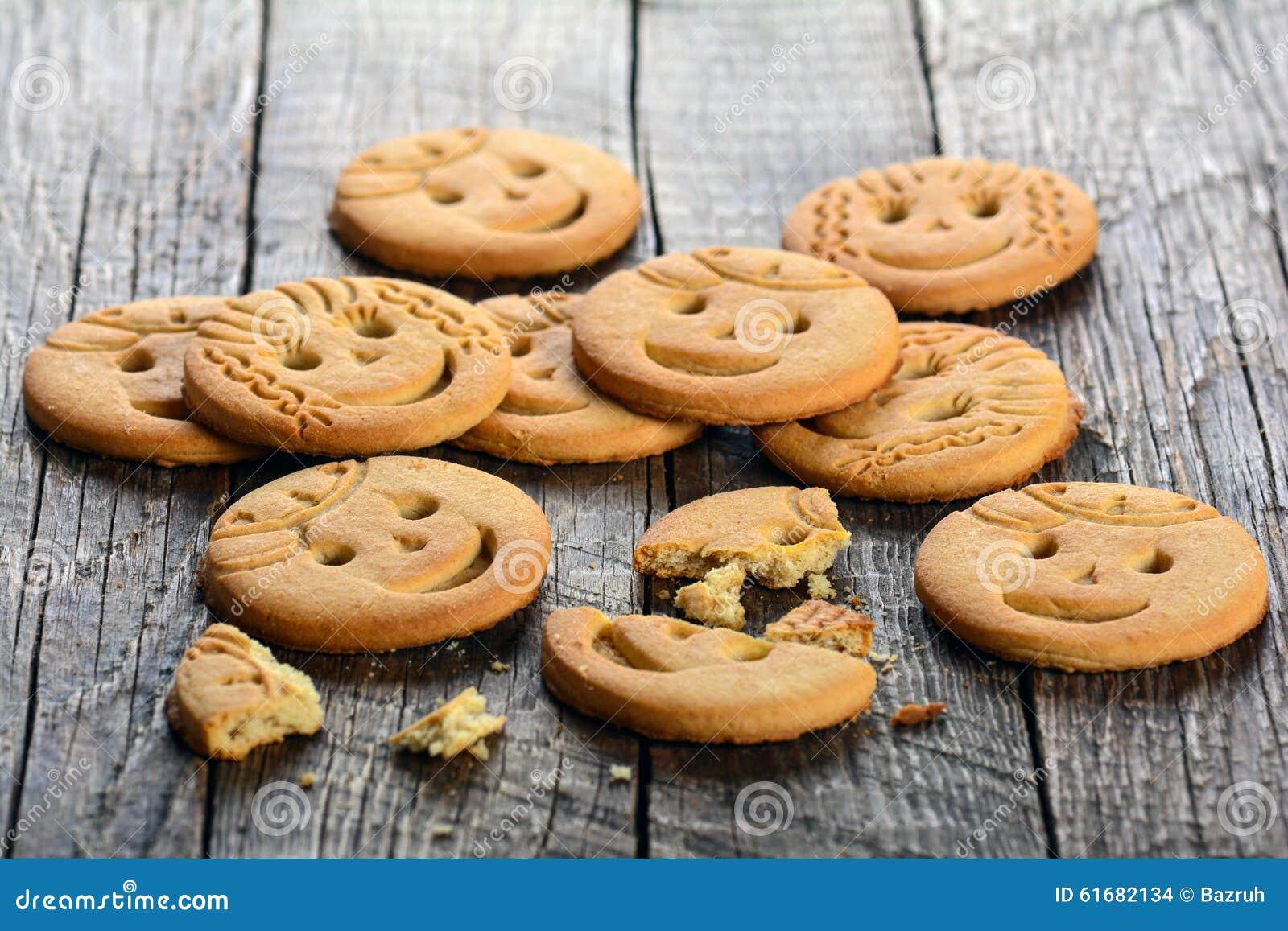 Plätzchen Der Kinder Butter Stockfoto - Bild von dekorationen ...