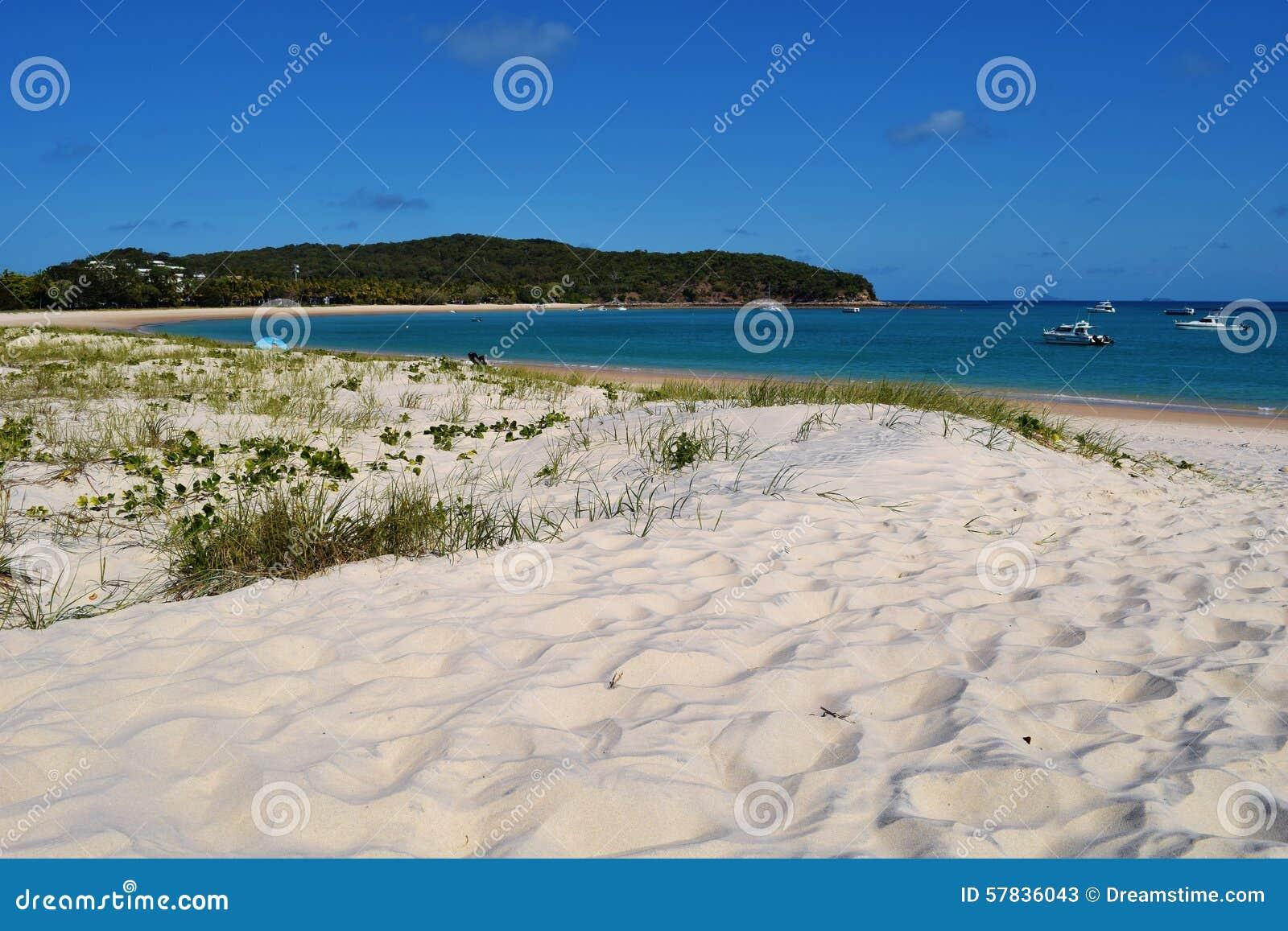 Plaża chujący raj