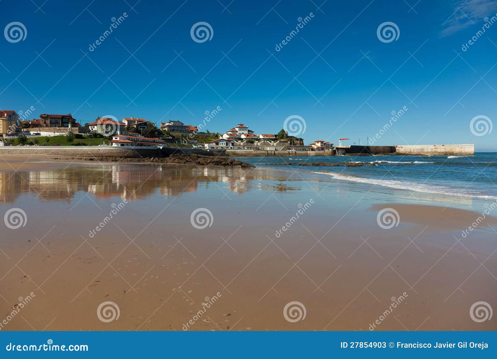 Plaża Comillas