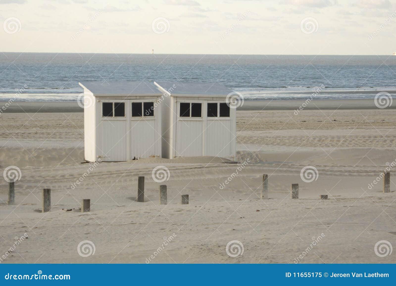 Plażowa kabina